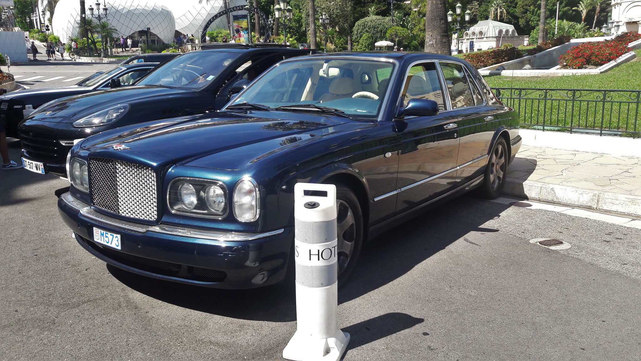 Bentley Arnage - M573 (MC)