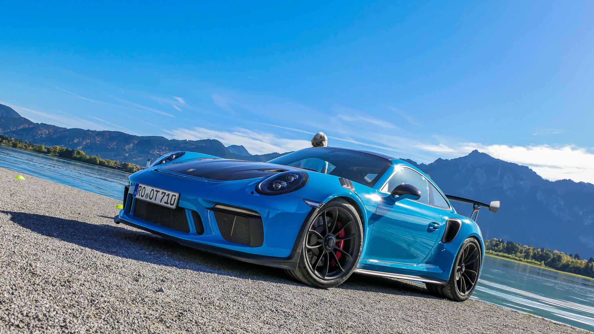 Porsche 911 991.2 GT3 RS - RO-OT-710