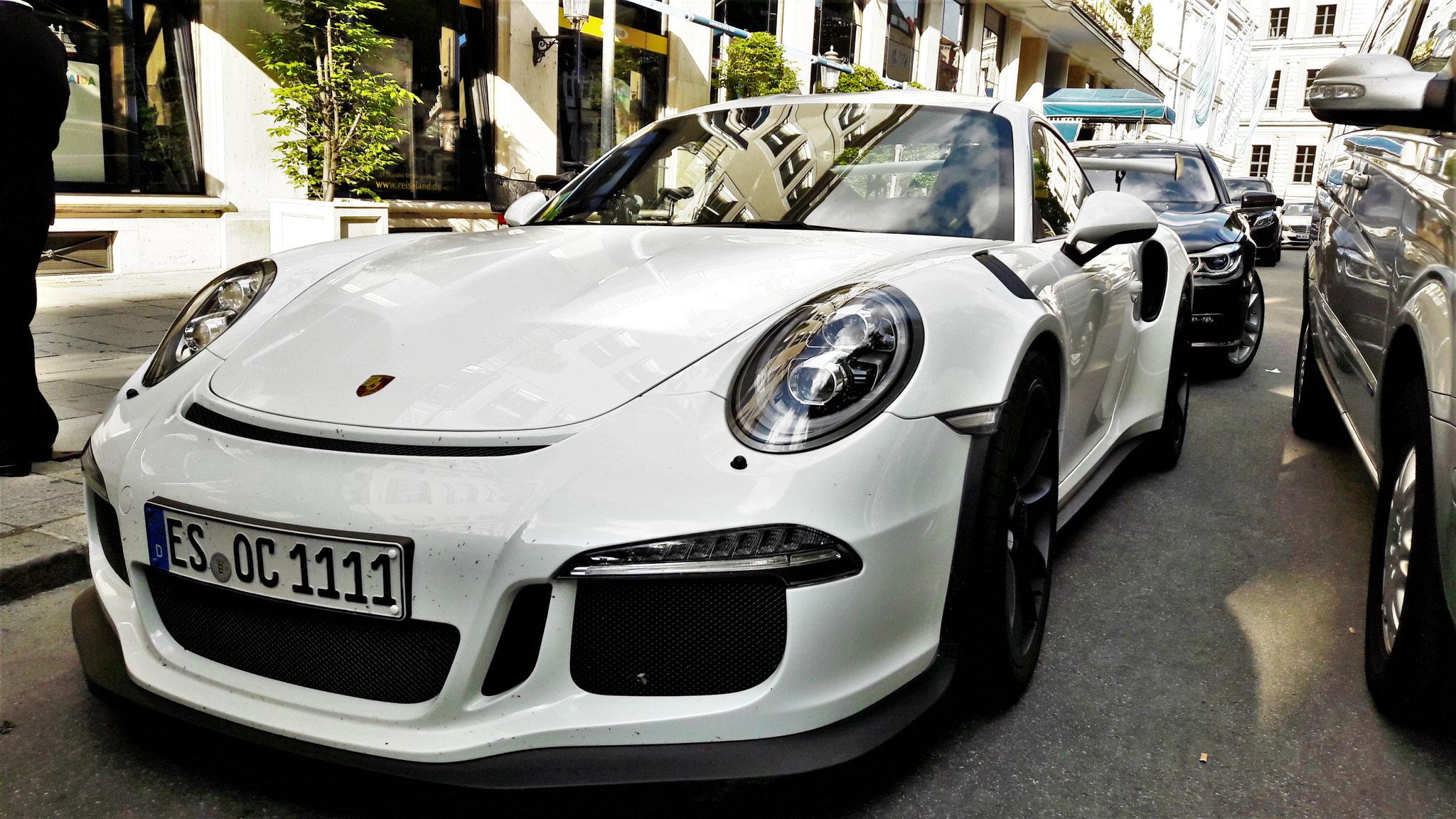 Porsche 911 GT3 RS - ES-OC-1111