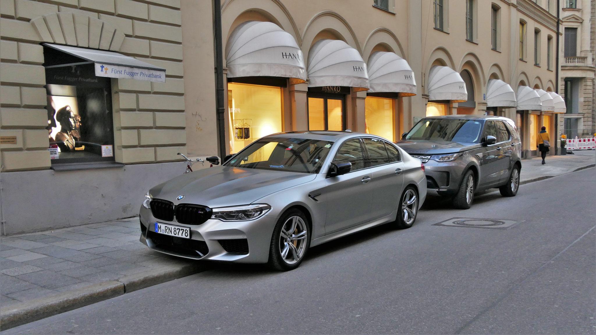 BMW M5 - M-RN-8778