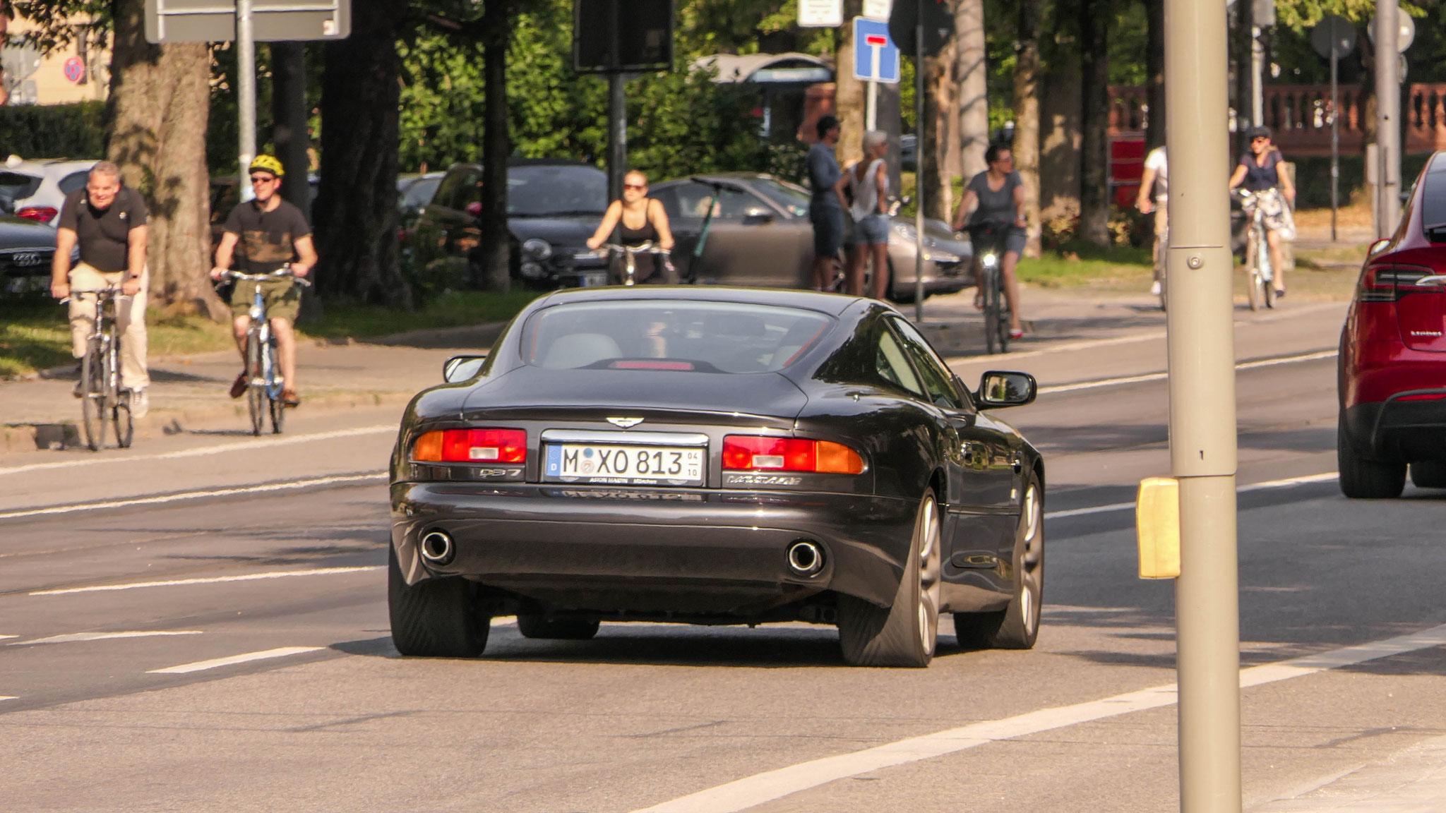 Aston Martin DB7 - M-XO-813