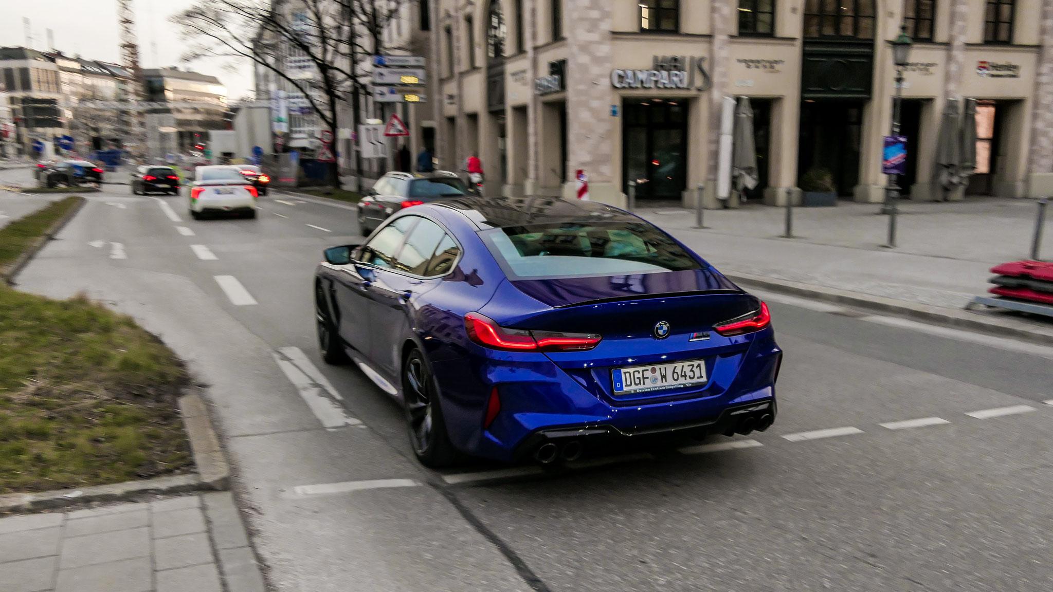 BMW M8 Competition Gran Coupé - DGF-W-6431