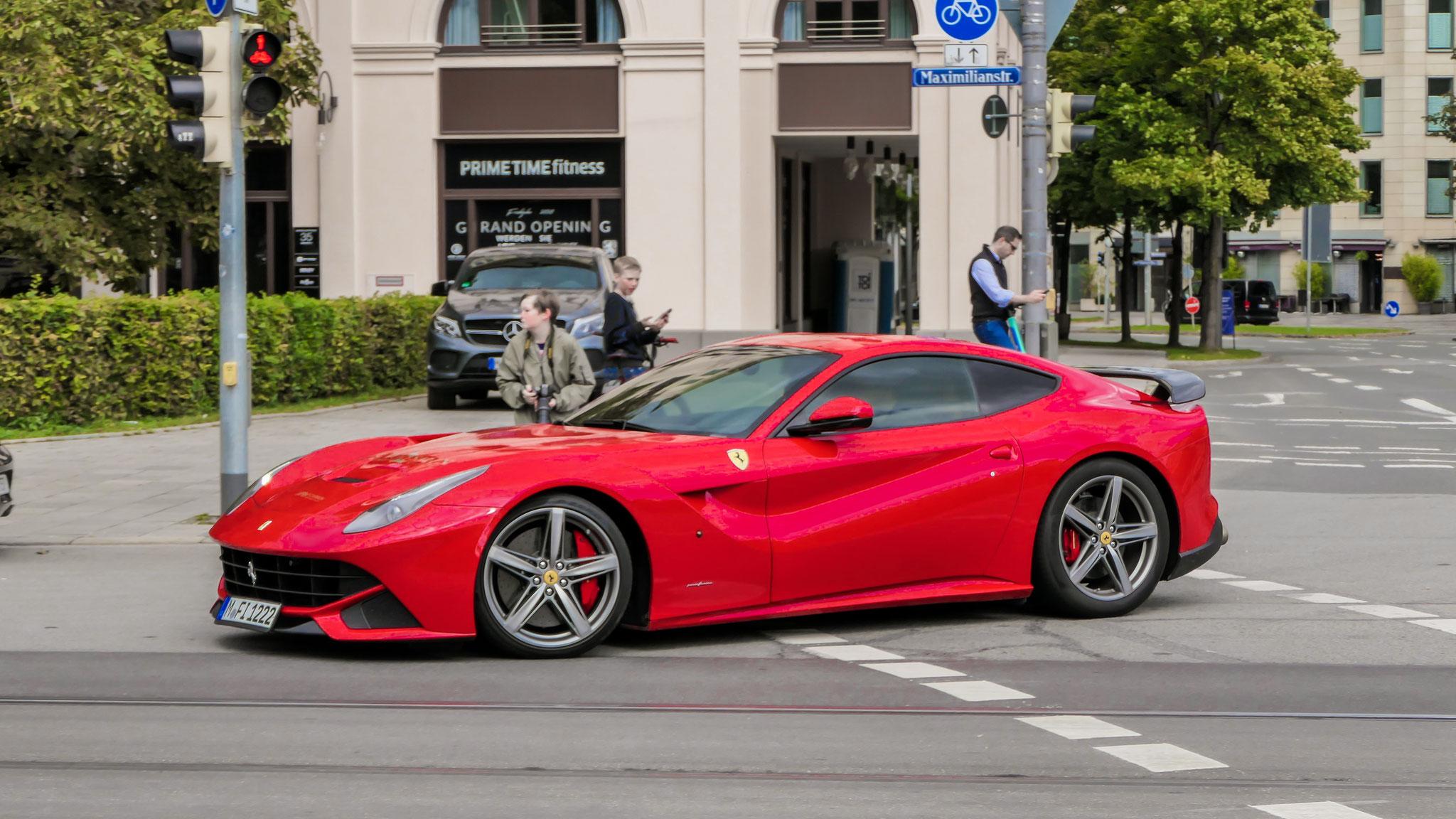 Ferrari F12 Berlinetta - M-FI-1222