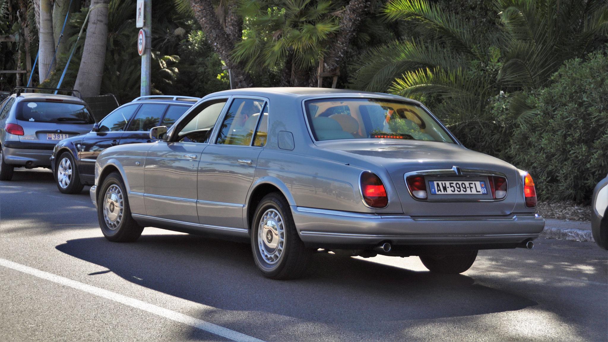 Rolls Royce Silver Seraph - AW-599-FL-83 (FRA)