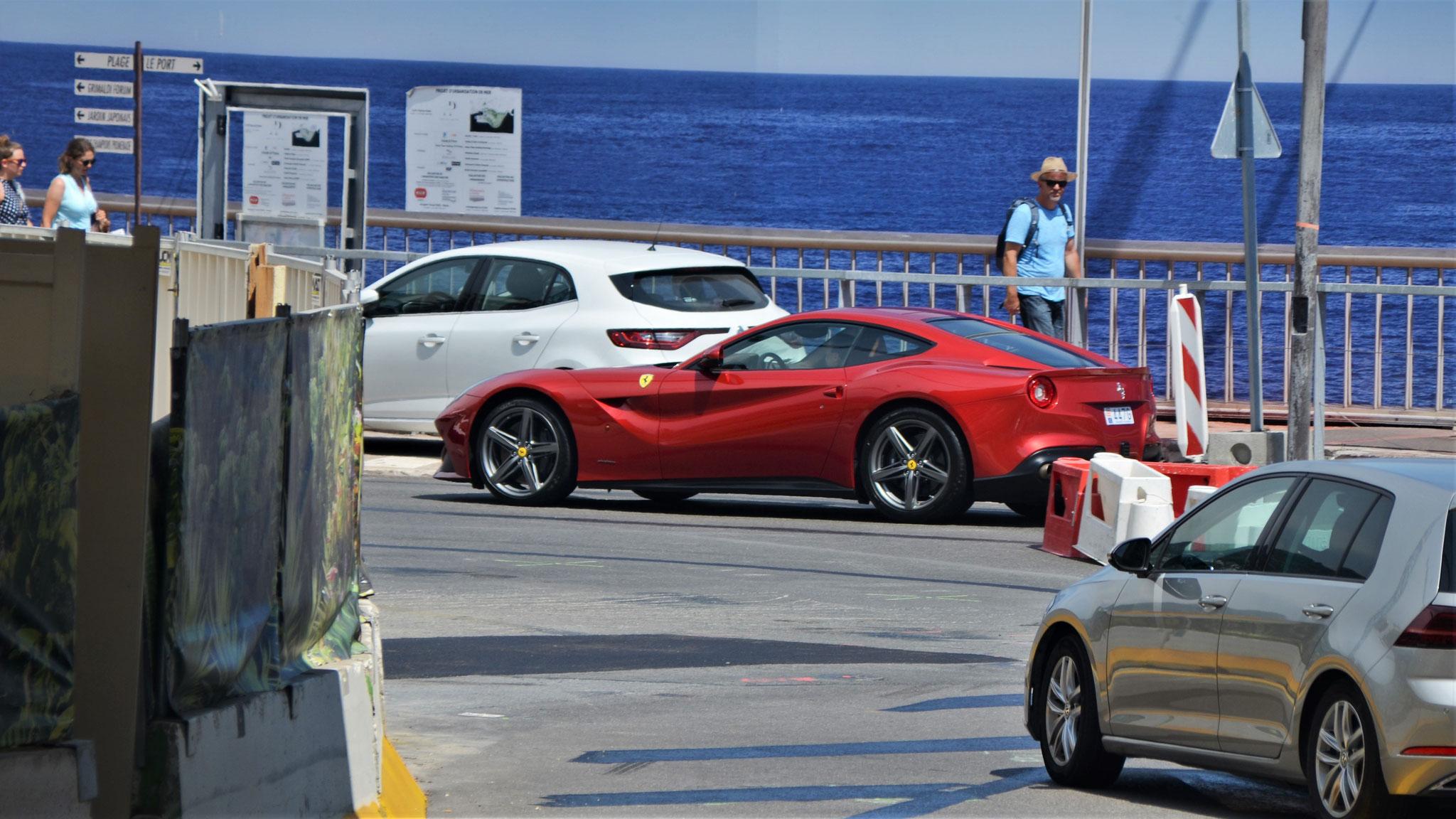 Ferrari F12 Berlinetta - 447G (MC)