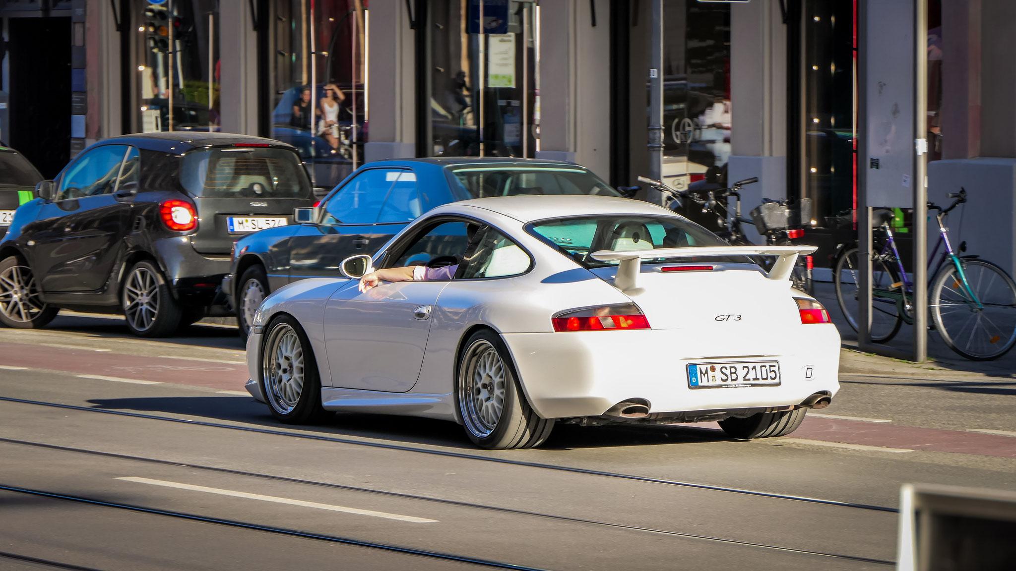 Porsche GT3 996 - M-SB-2105