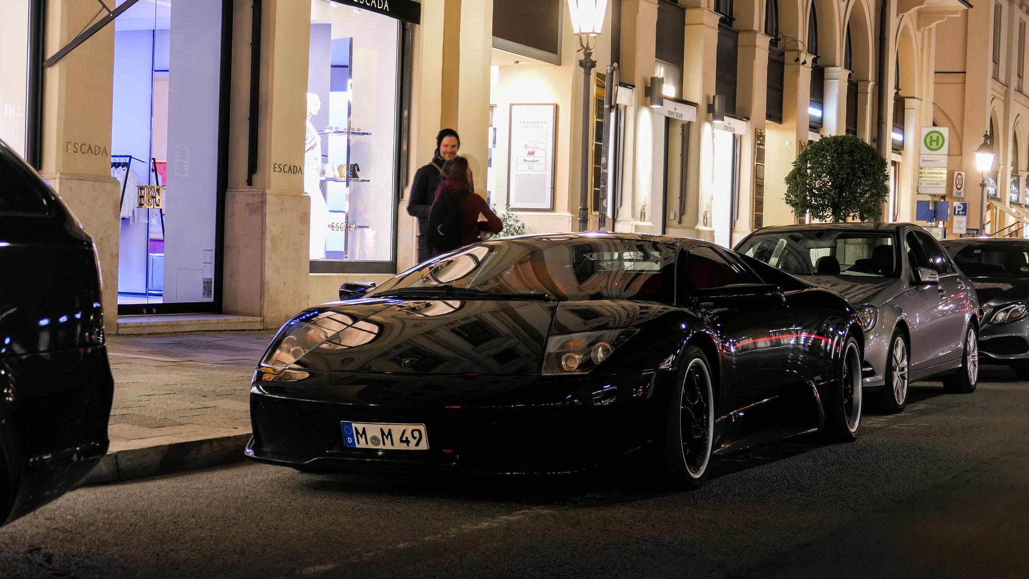 Lamborghini Murcielago - M-M-49