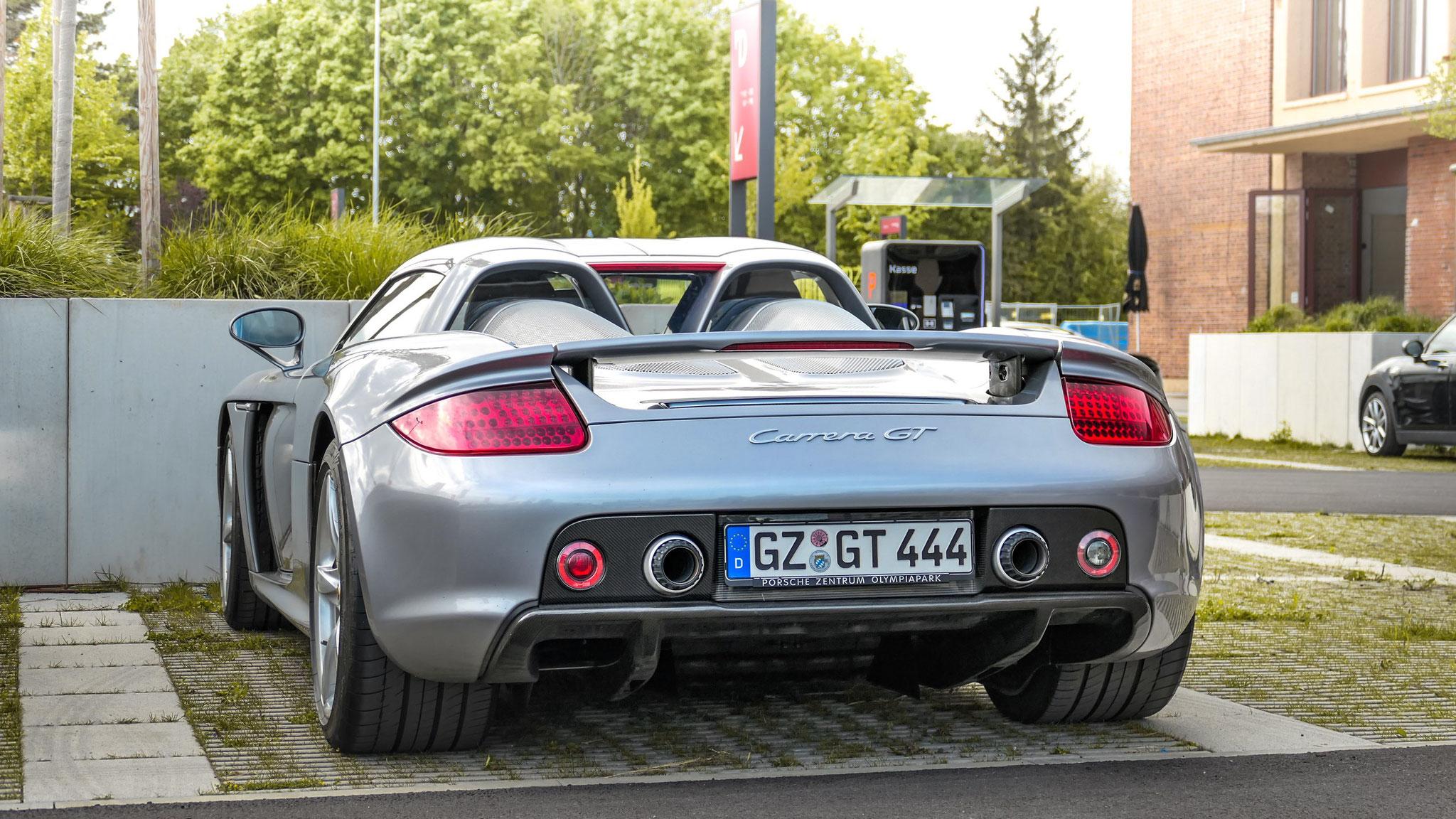Porsche Carrera GT - GZ-GT-444