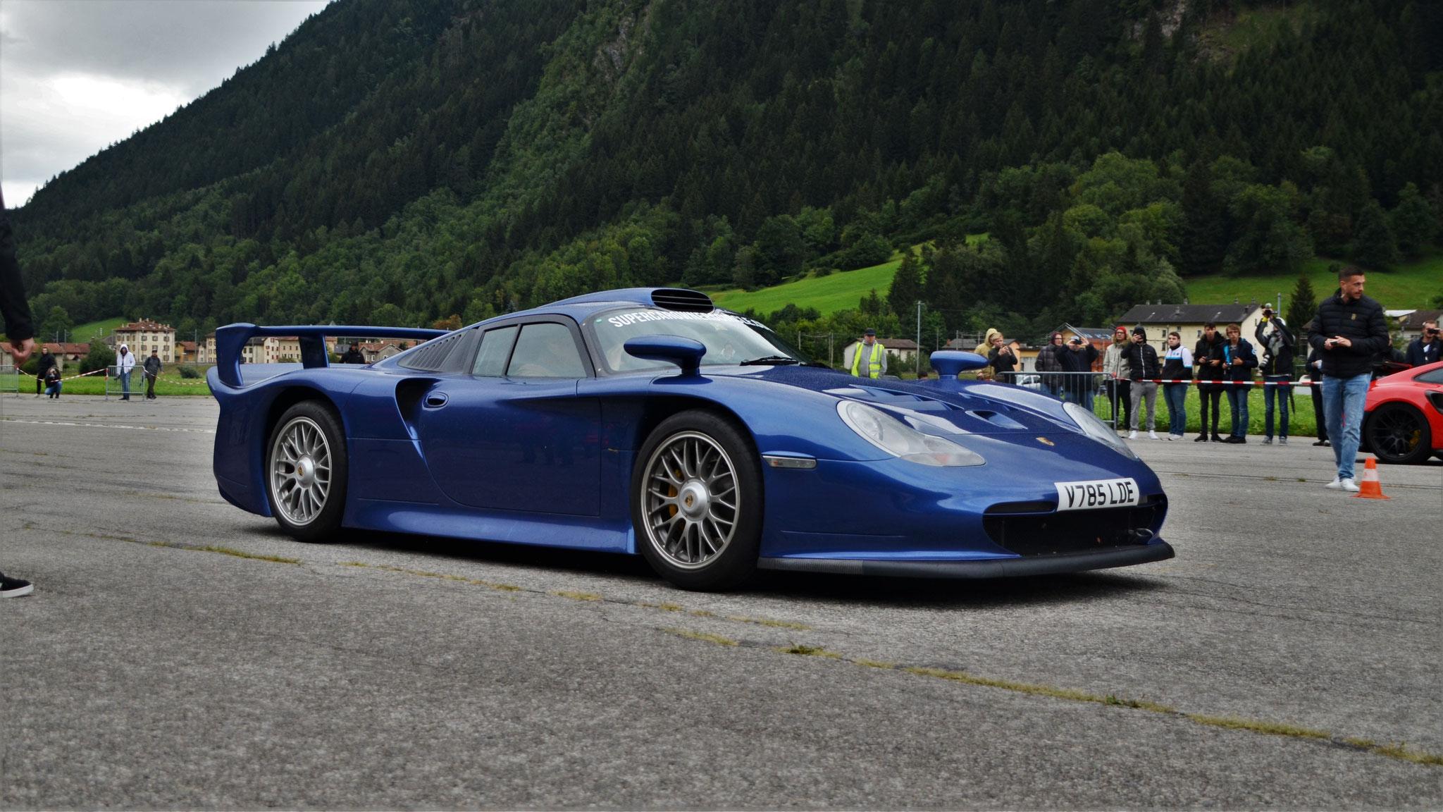 Porsche GT1 - V785-LDE (GB)