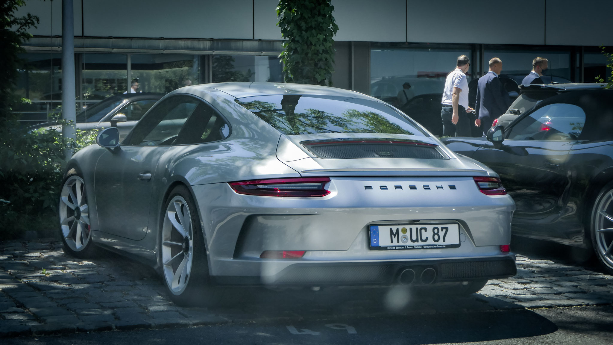 Porsche 991 GT3 Touring Package - M-UC-87