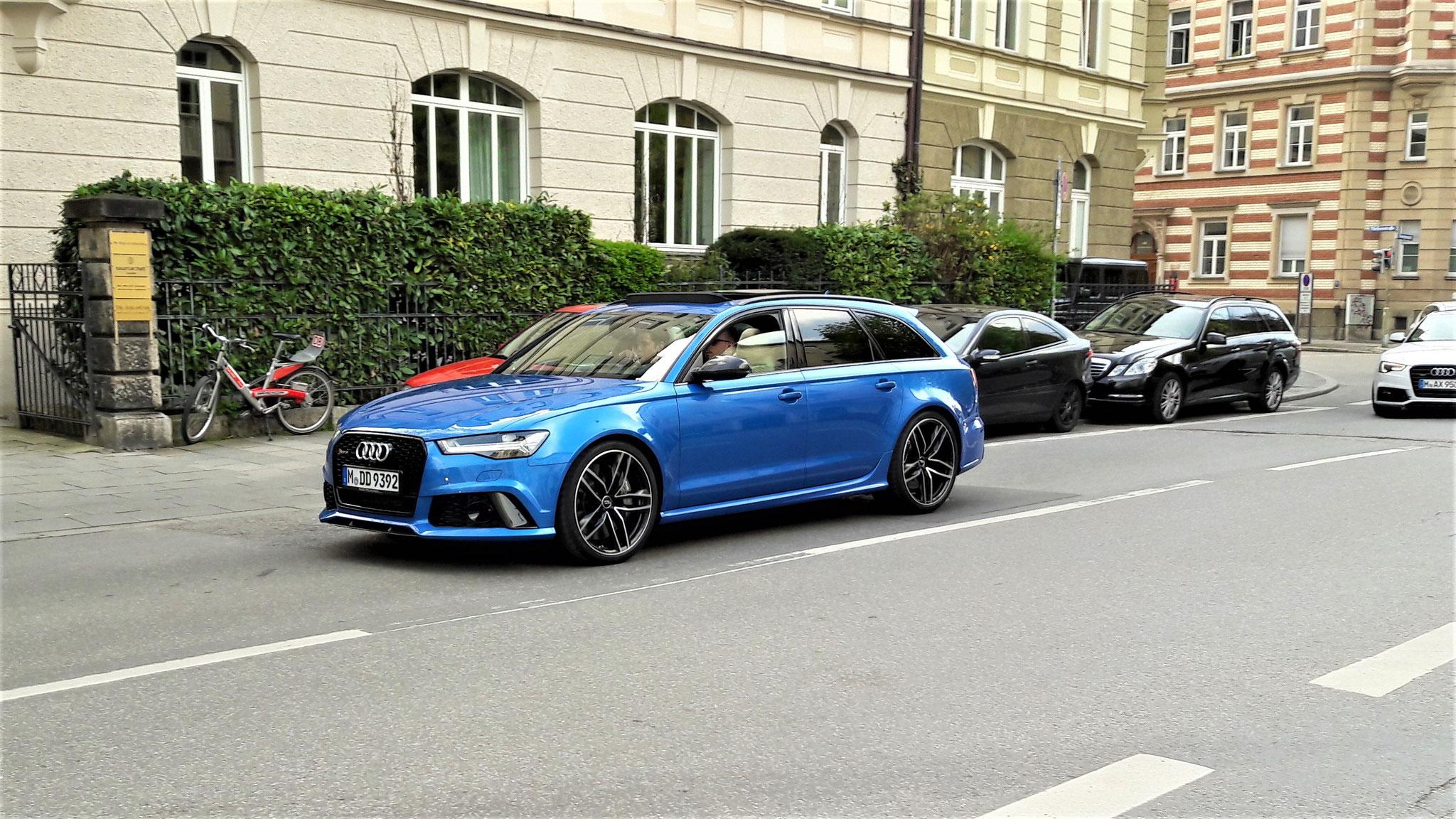 Audi RS6 - M-DD-9392