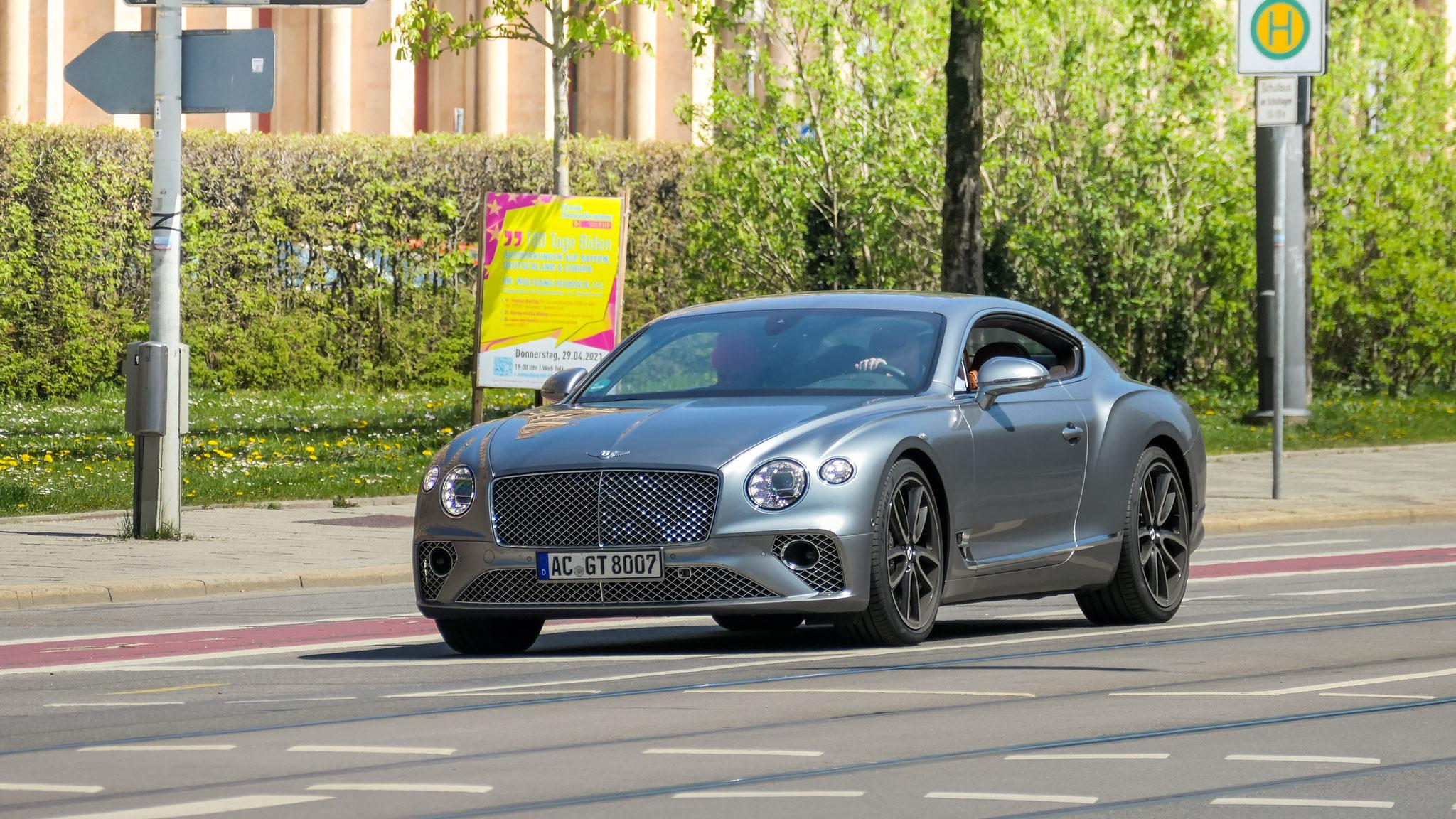 Bentley Continental GT - AC-GT-8007