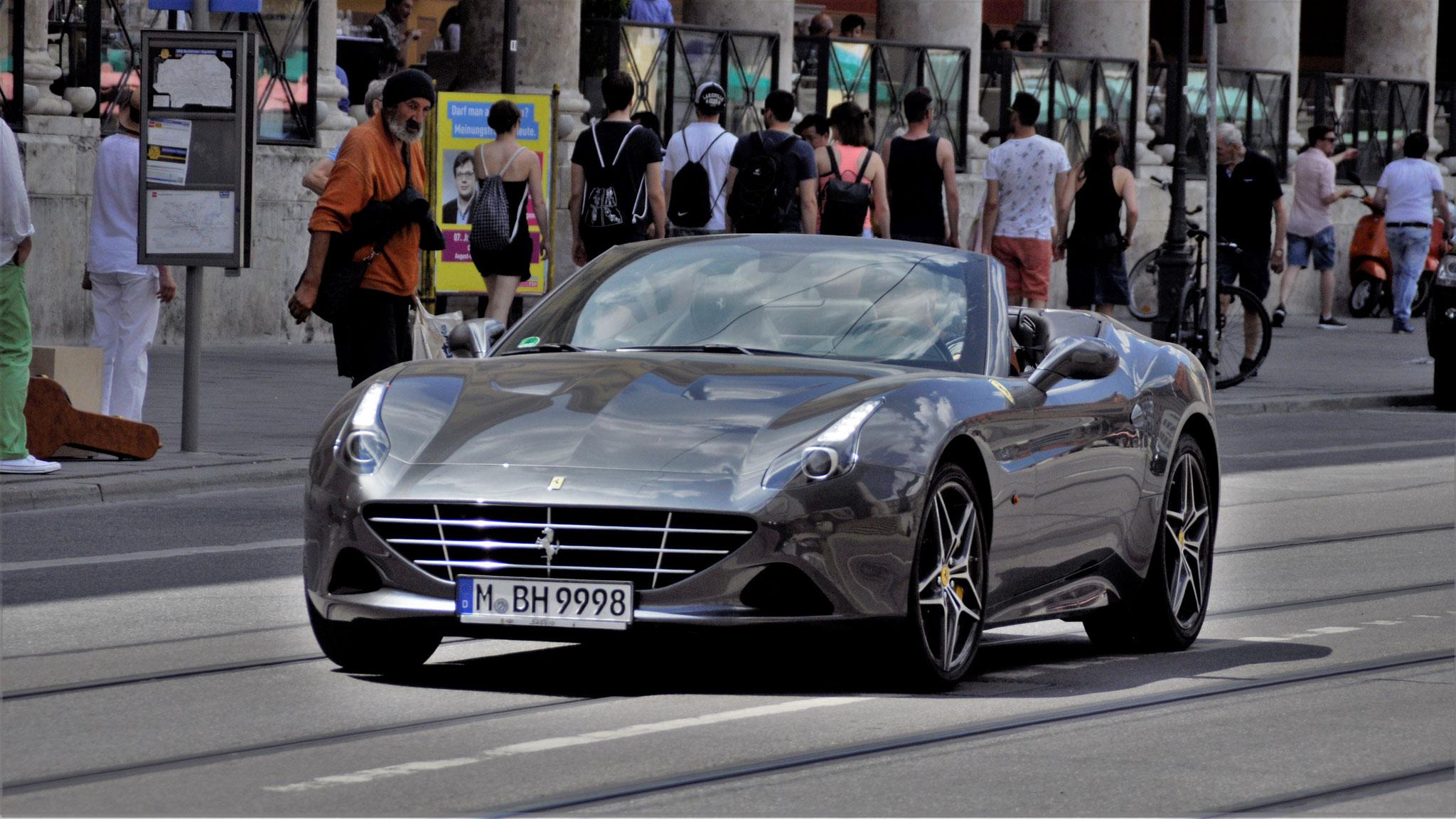 Ferrari California T - M-BH-9998