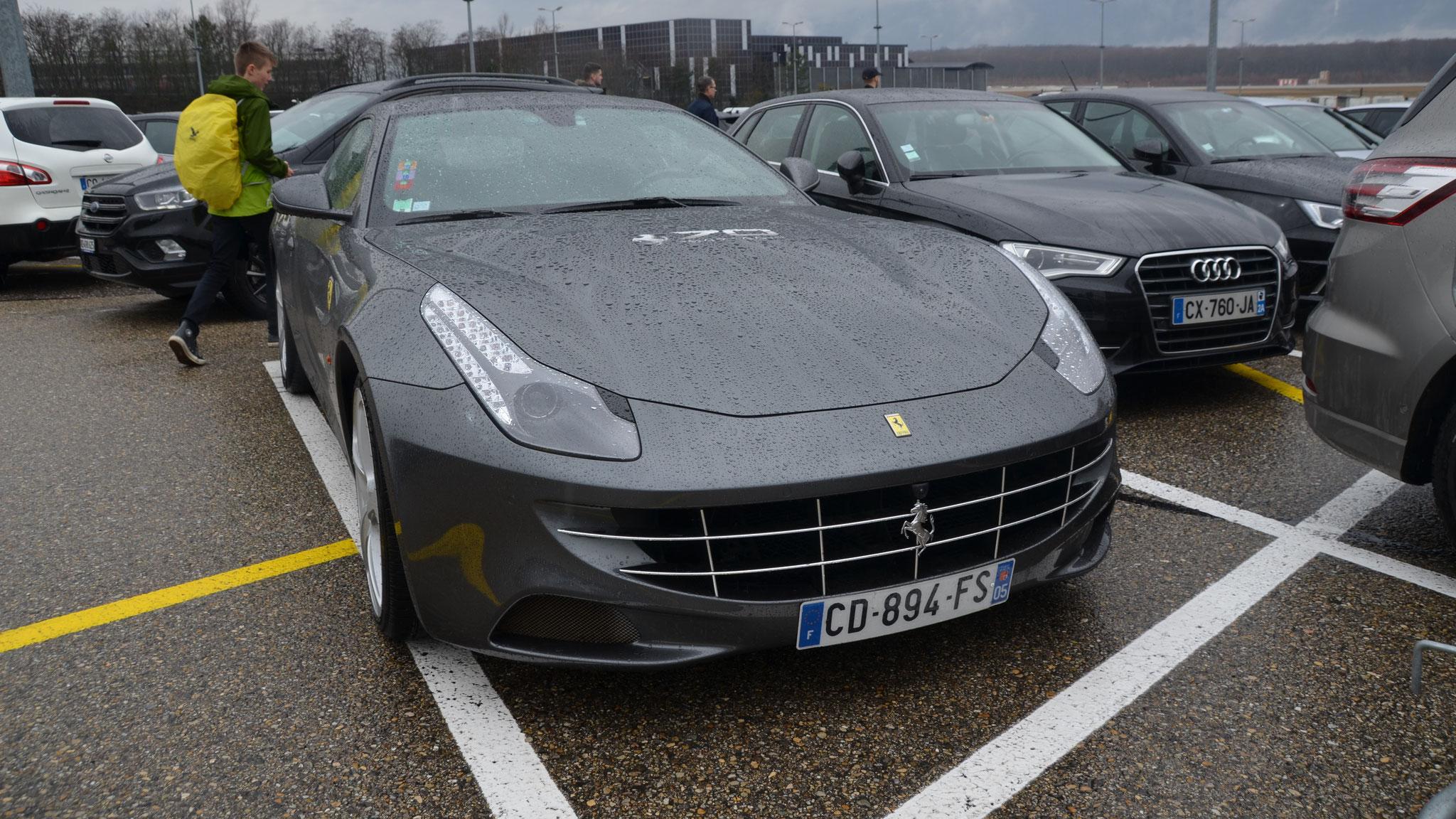 Ferrari FF - CD-894-FS-05 (FRA)