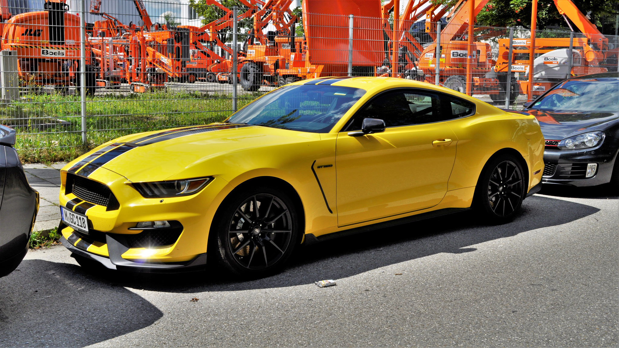 Ford Mustang GT - M-GC-118