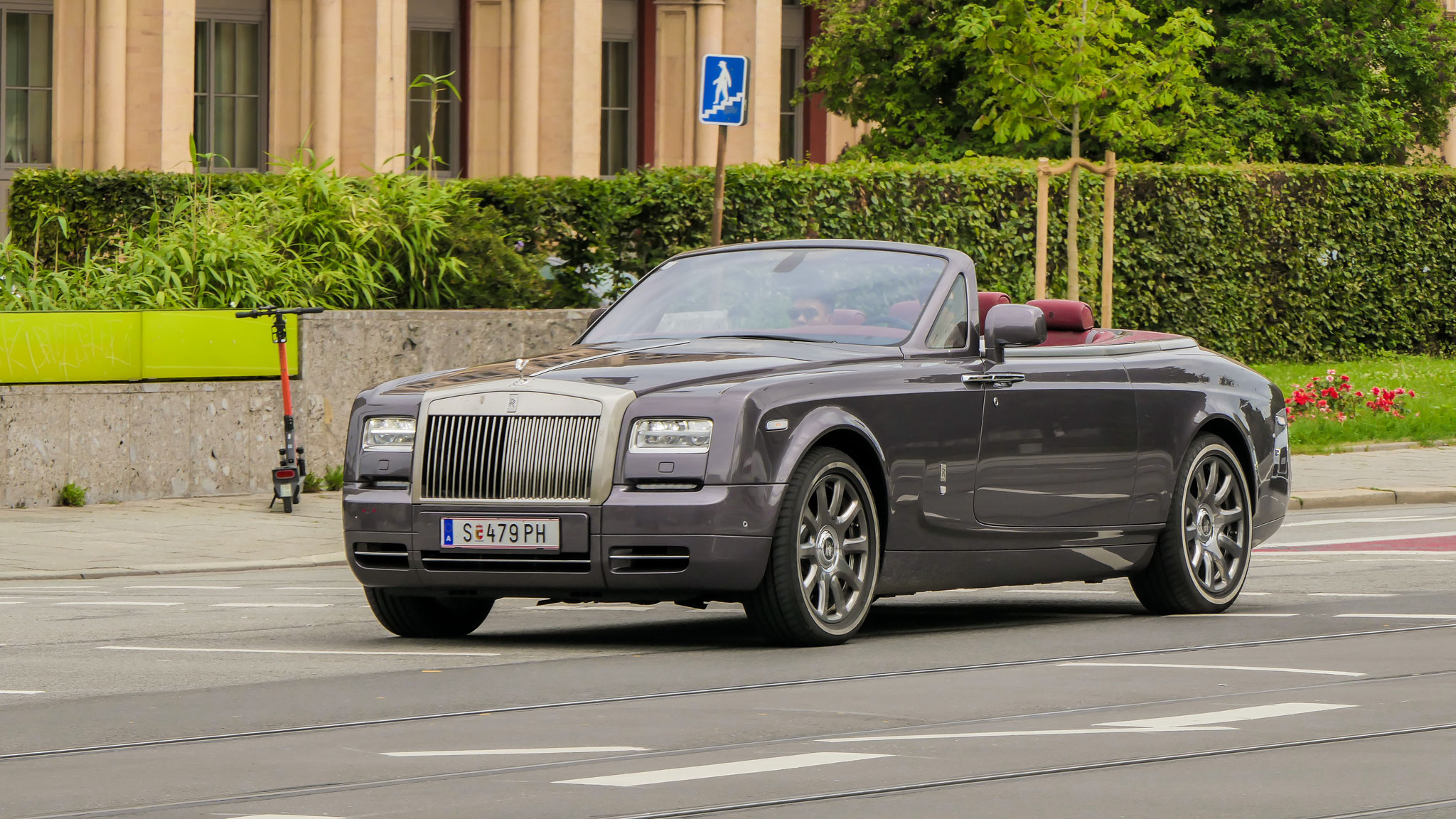 Rolls Royce Drophead - S-479-PH (AUT)