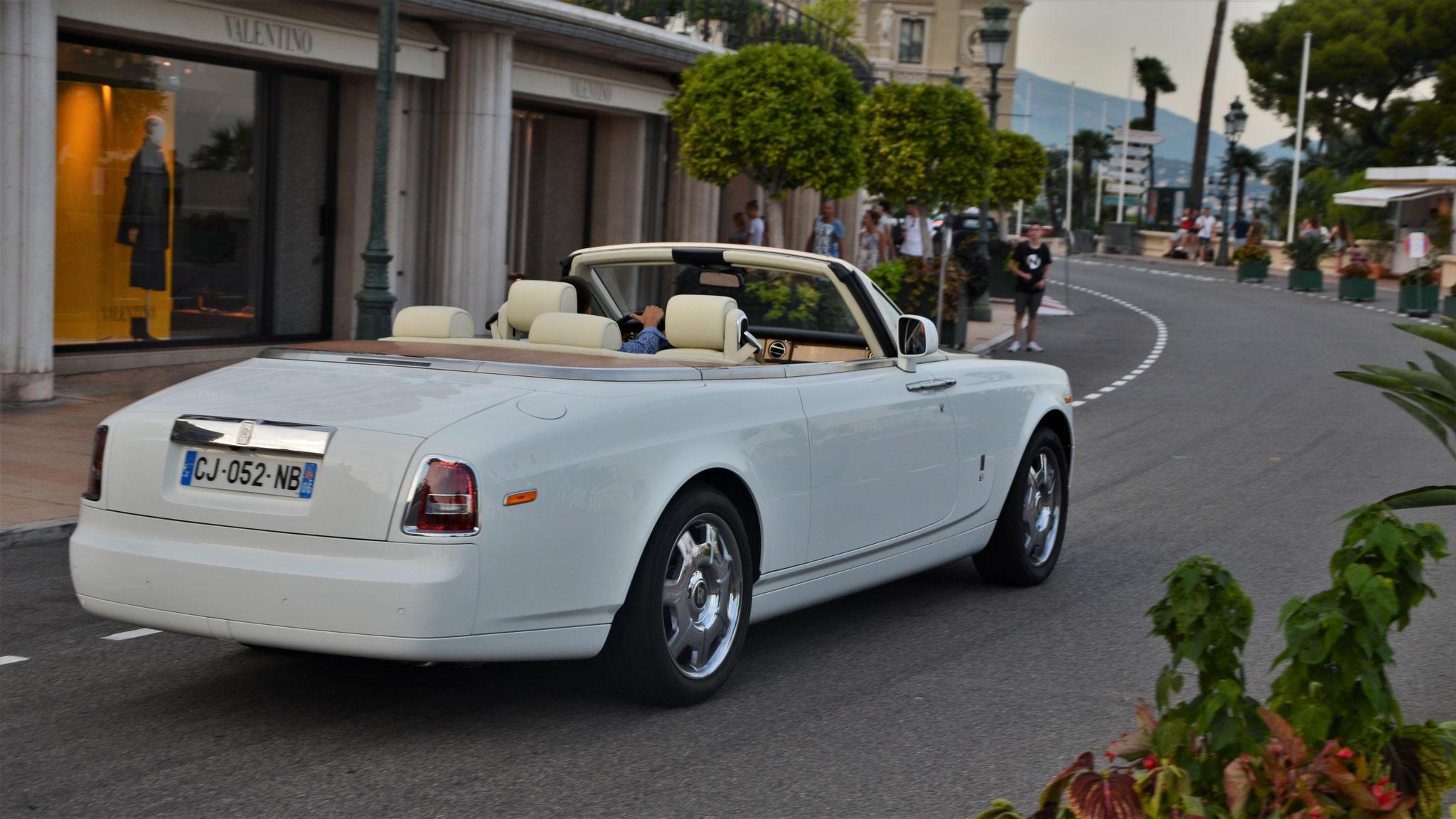 Rolls Royce Drophead - CJ-052-NB-06 (FRA)