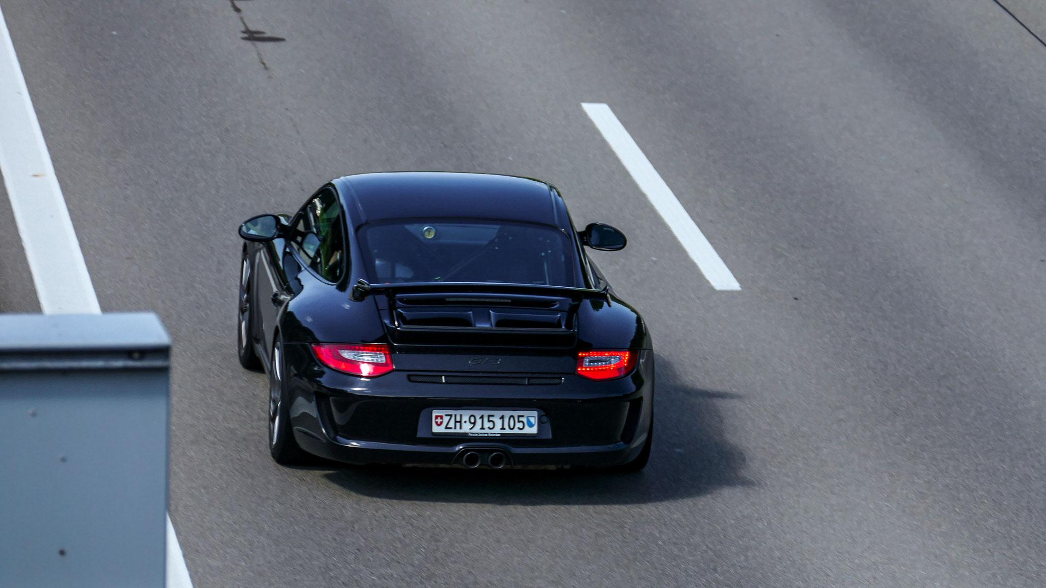 Porsche GT3 997 - ZH-915105 (CH)