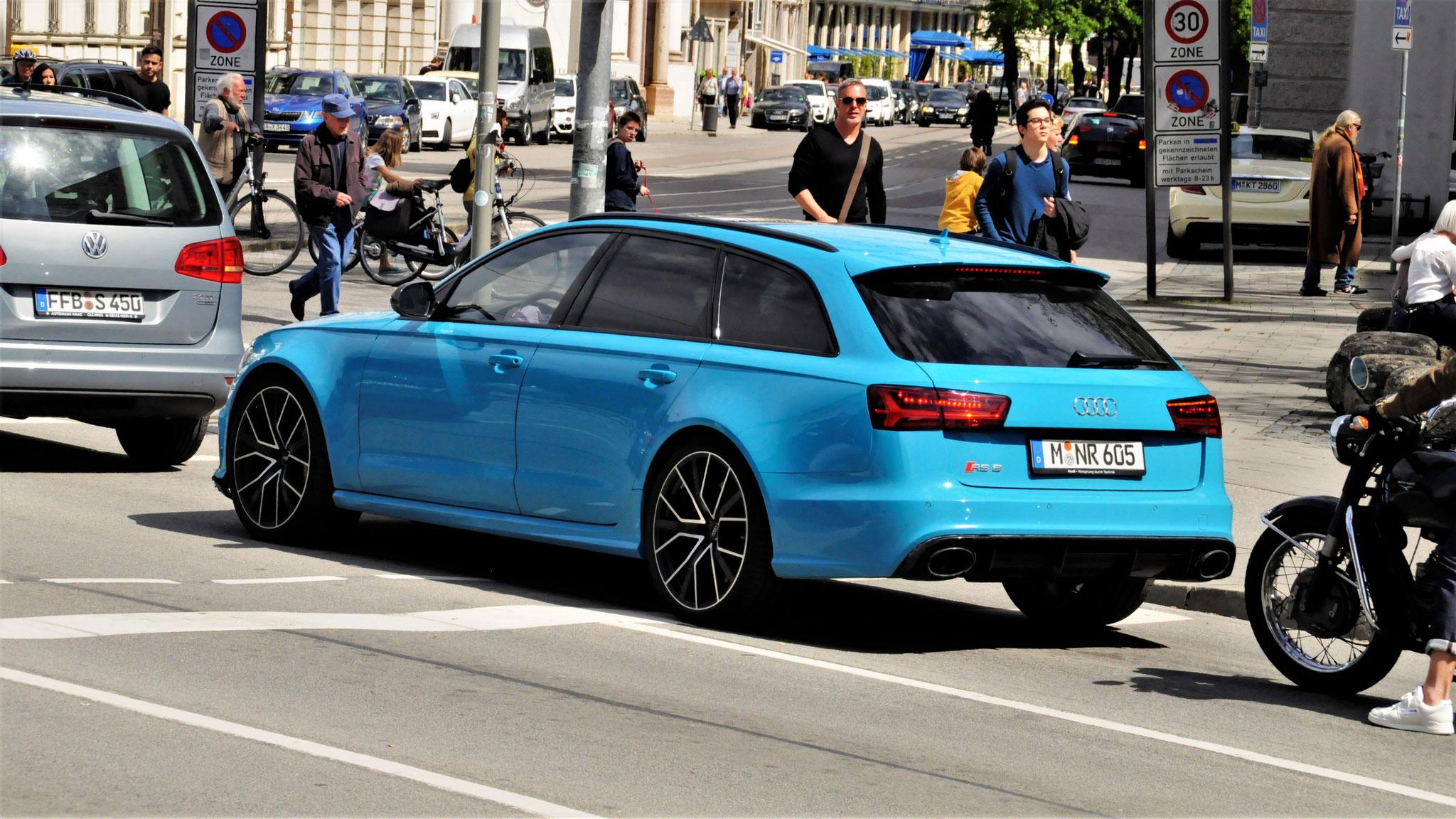 Audi RS6 - M-NR-605