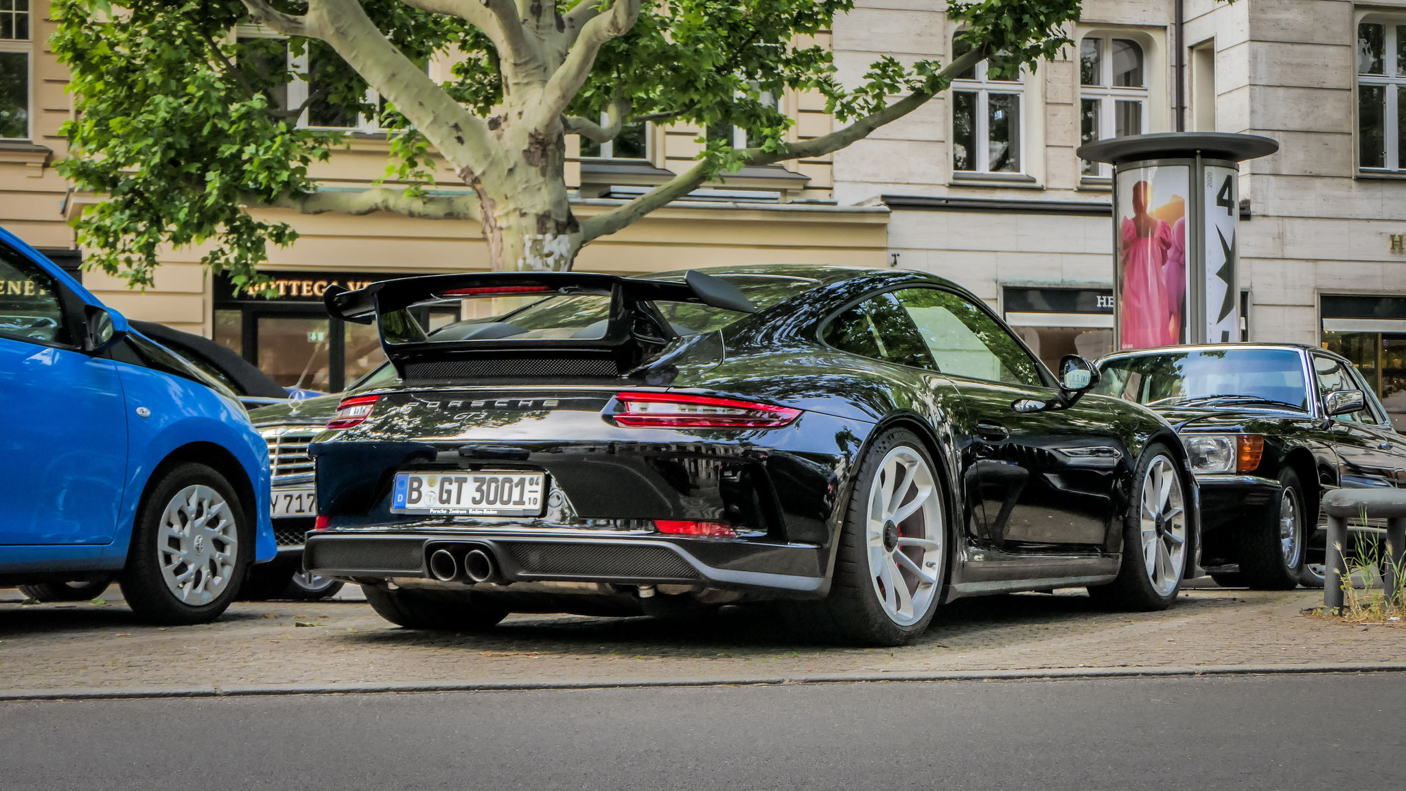 Porsche 991 GT3 - B-GT-3001