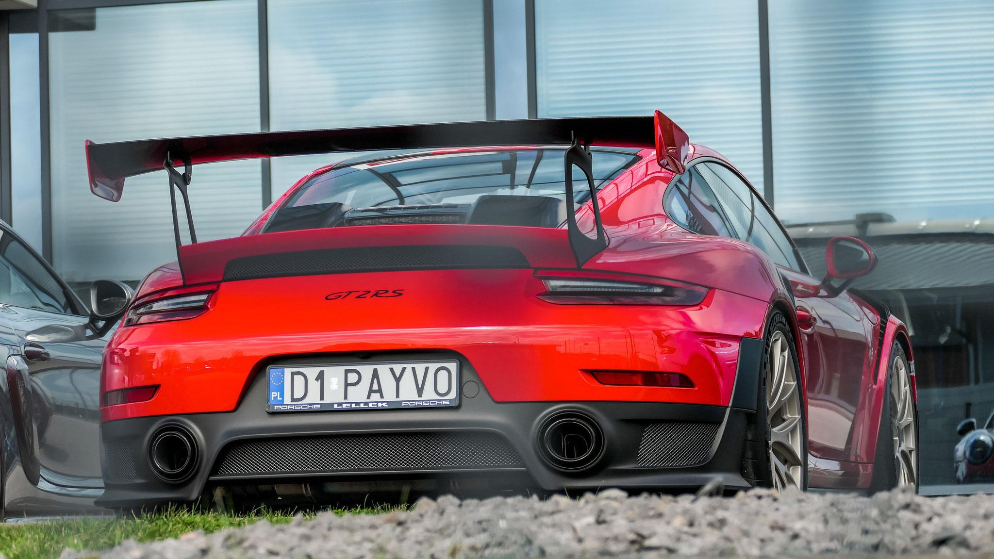 Porsche GT2 RS - D1-PAYVO (PL)