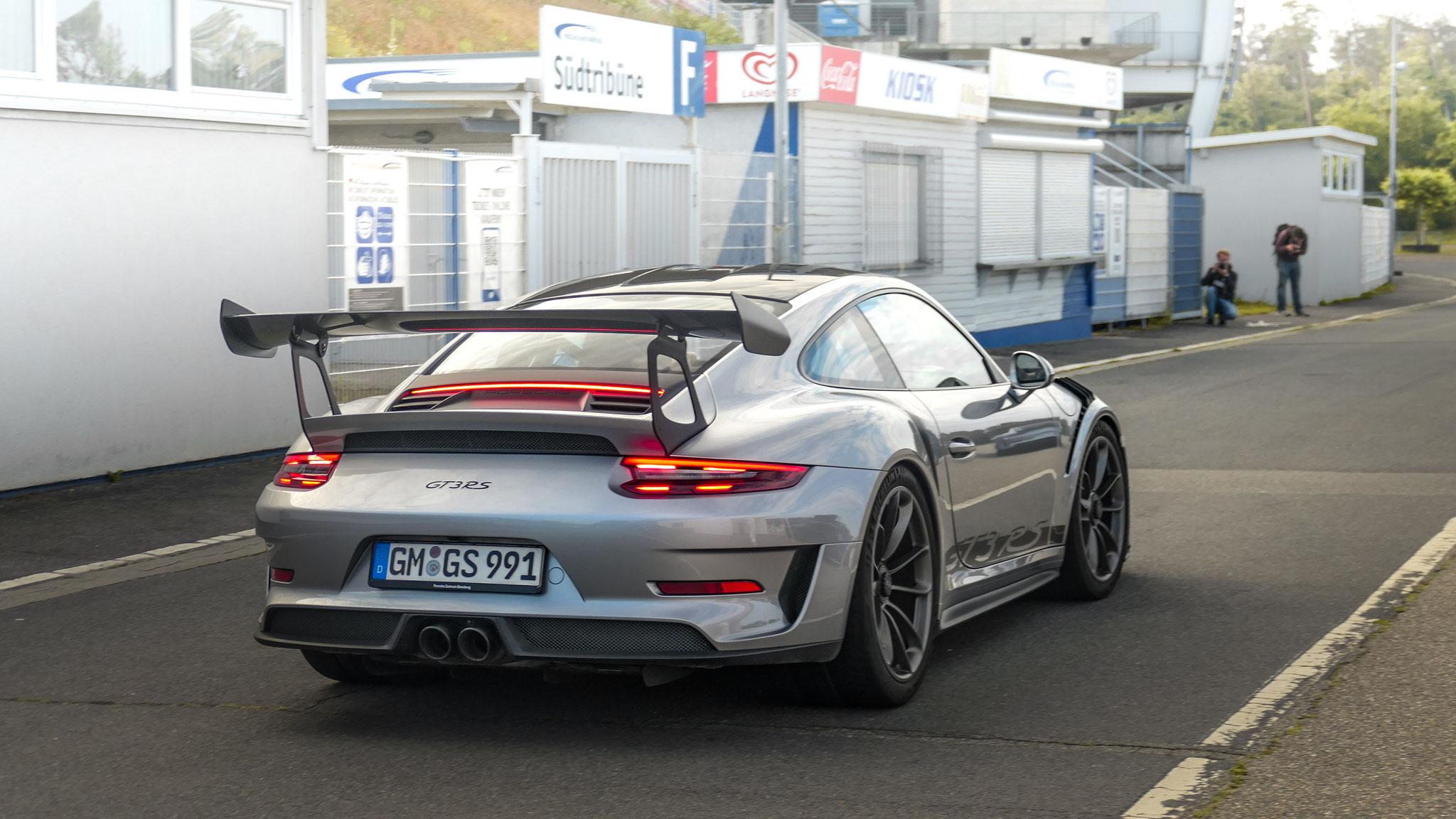 Porsche 911 991.2 GT3 RS - GM-GS-911
