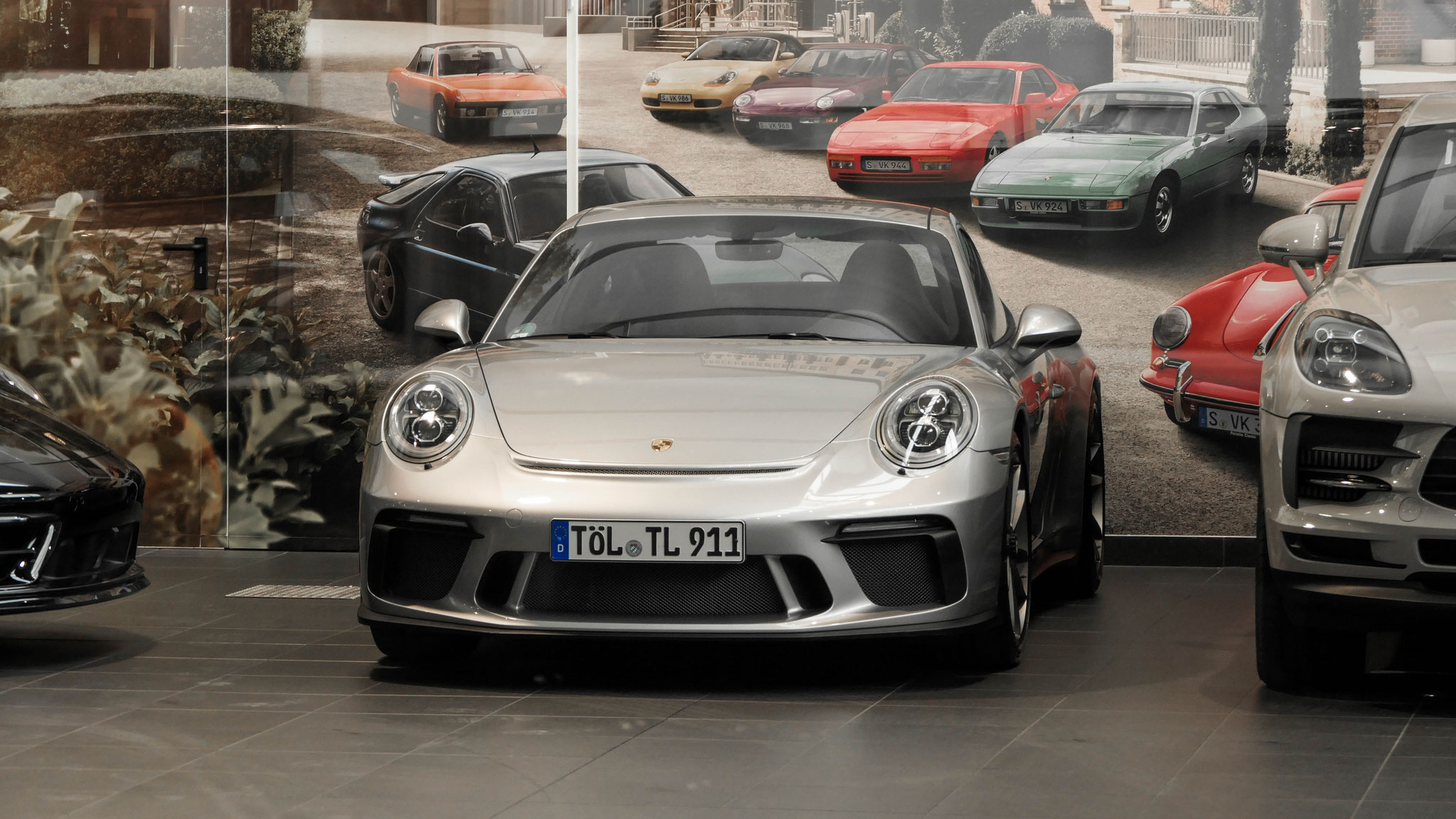 Porsche 991 GT3 Touring Package - TÖL-TL-911