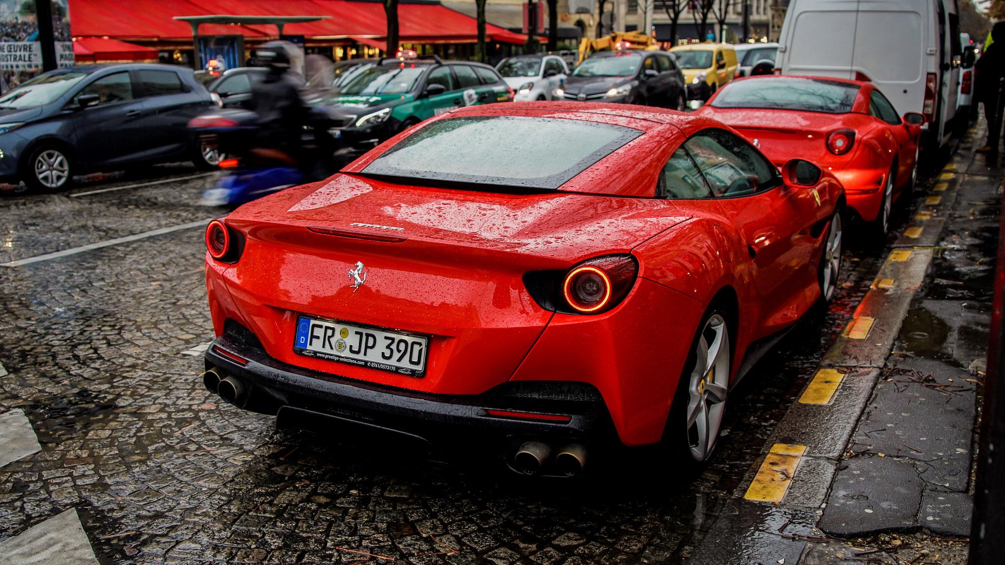 Ferrari Portofino - FR-JP-390