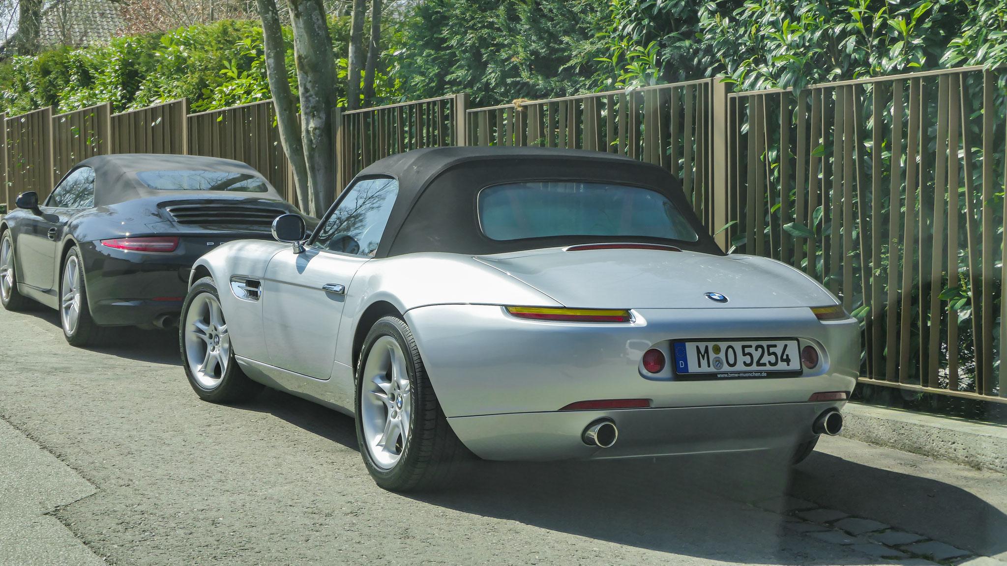 BMW Z8 - M-O-5254