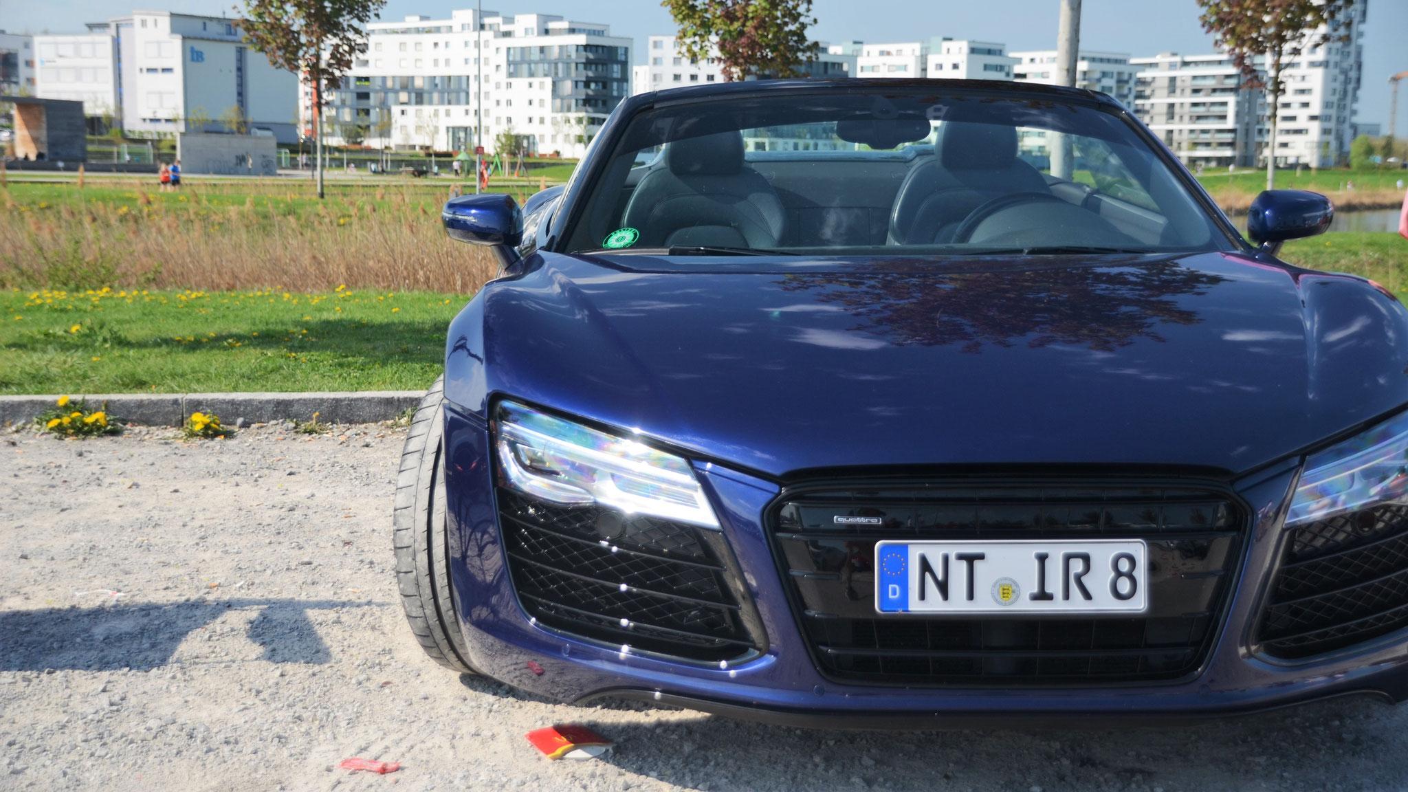 Audi R8 V10 - NT-IR-8