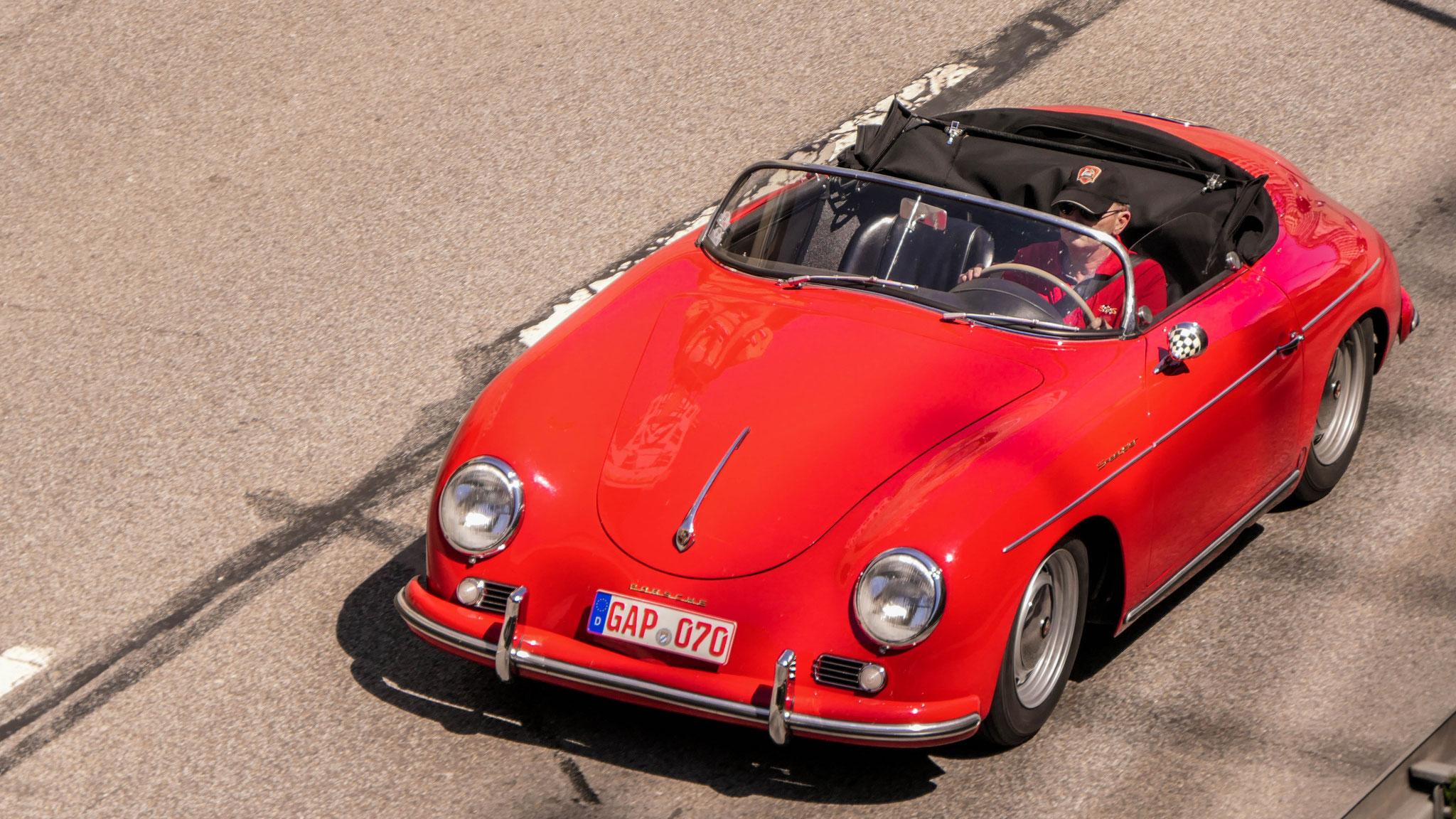 Porsche 356 1500 Speedster - GAP-070