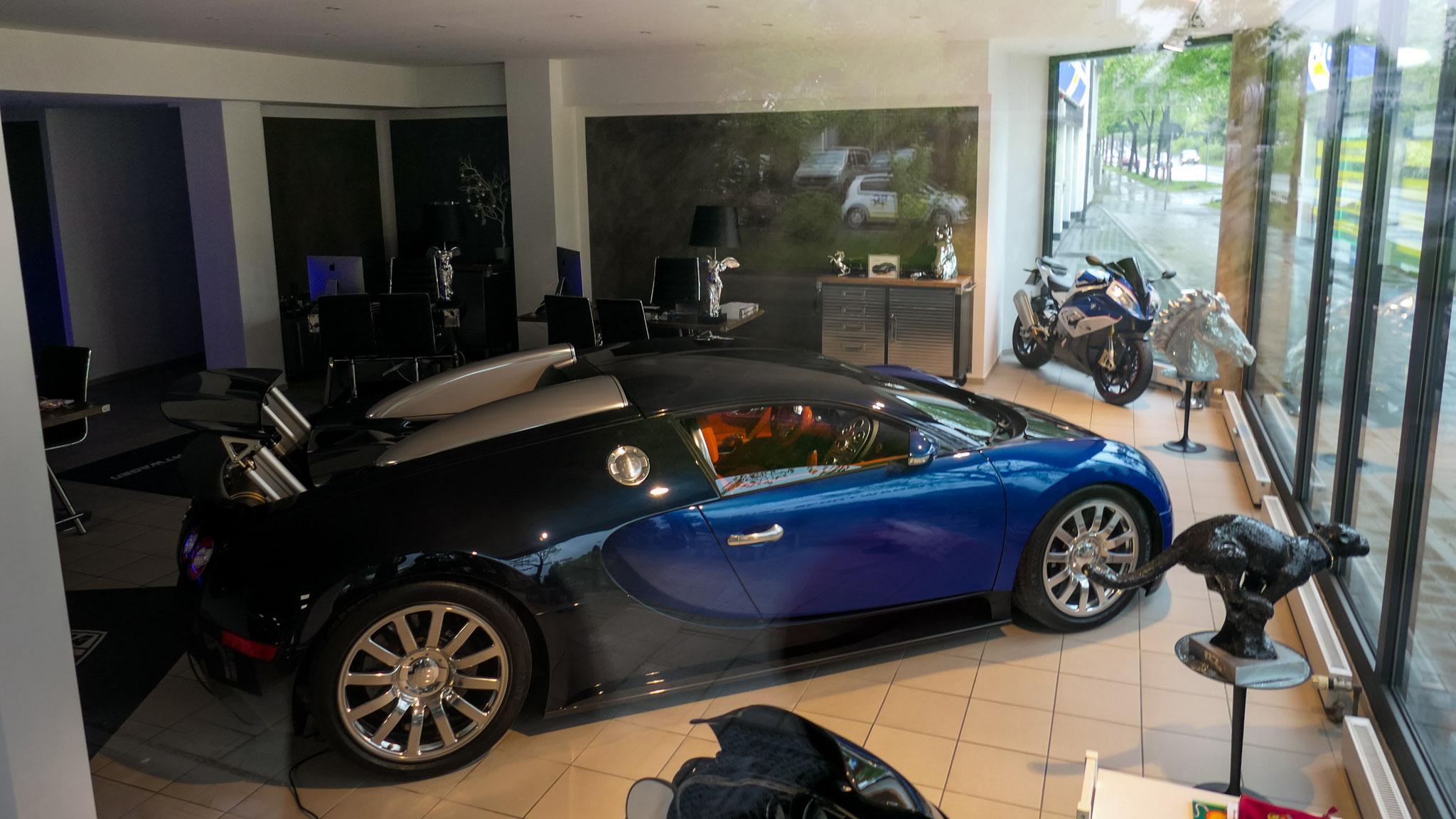 Bugatti Veyron 16.4 (Medusa)