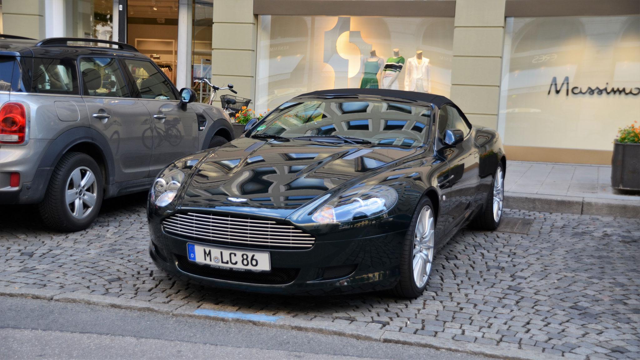 Aston Martin DB9 Volante - M-LC-86