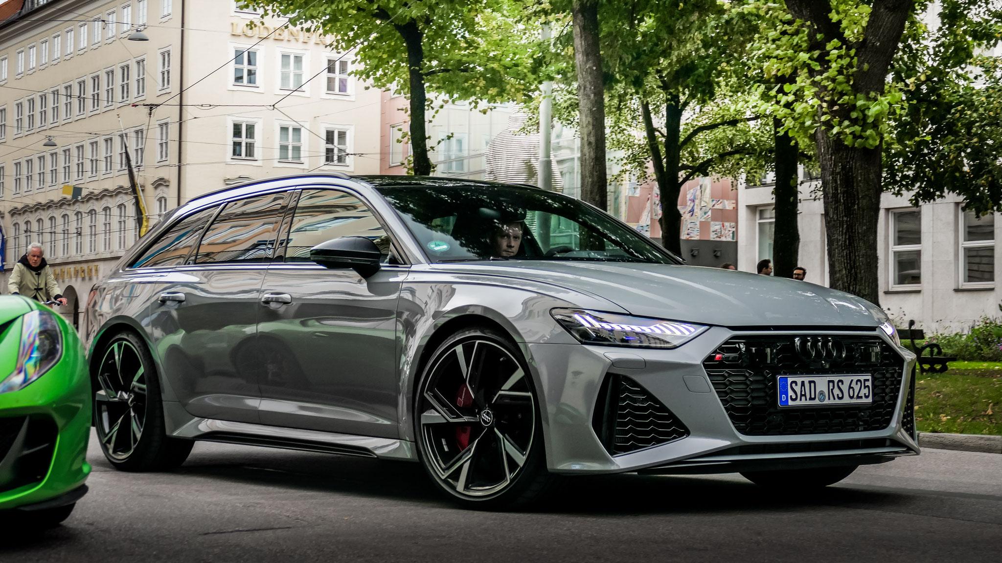 Audi RS6 - SAD-RS-625