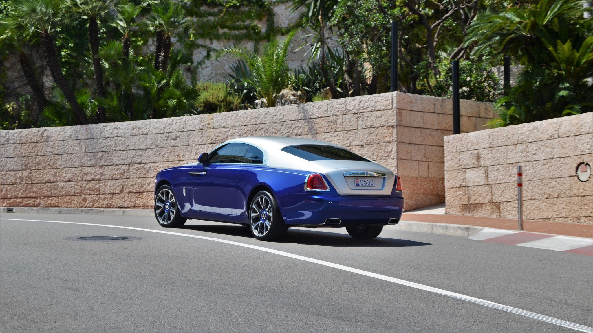 Rolls Royce Wraith - D530 (MC)