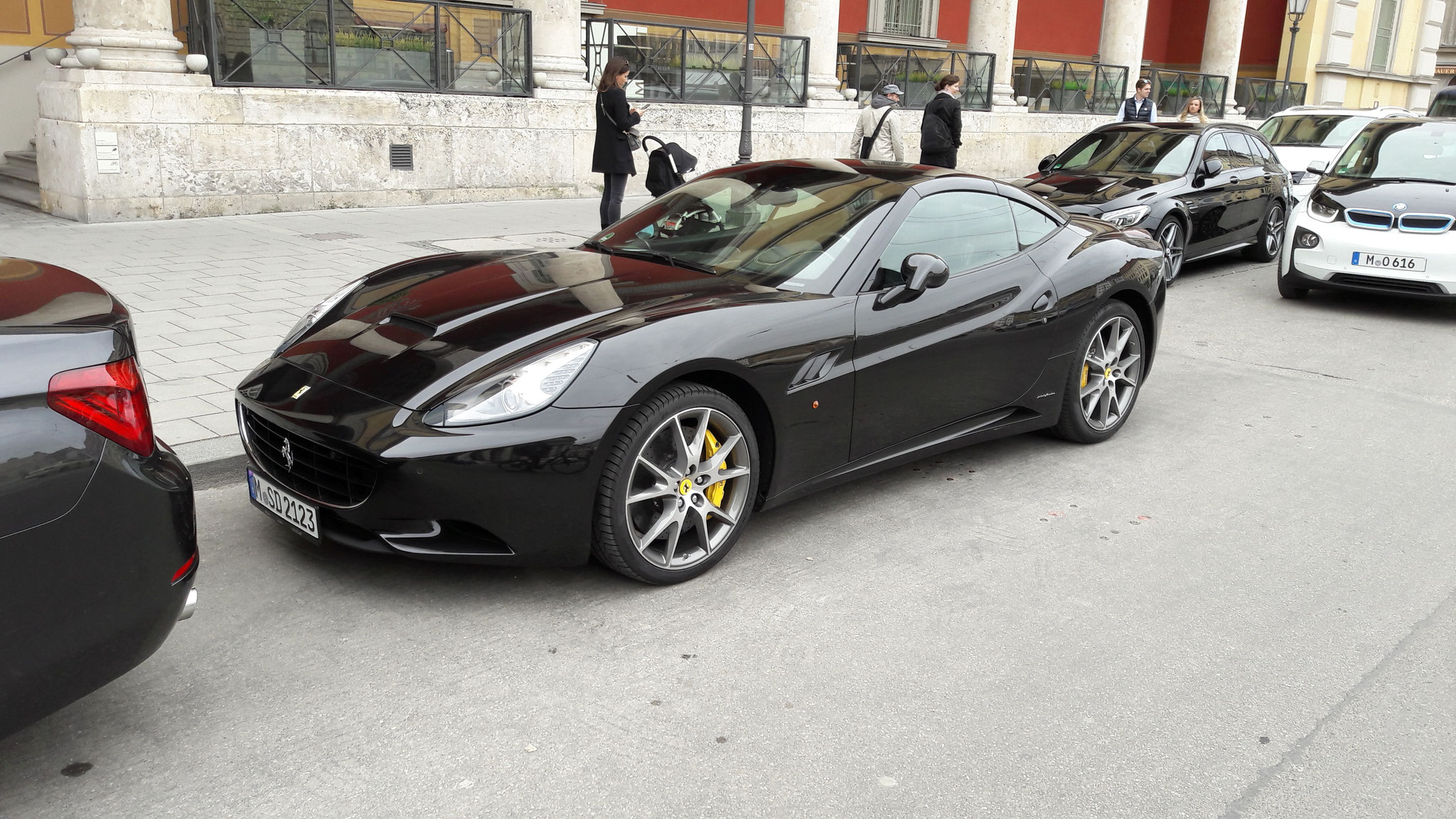 Ferrari California - M-SD-2123