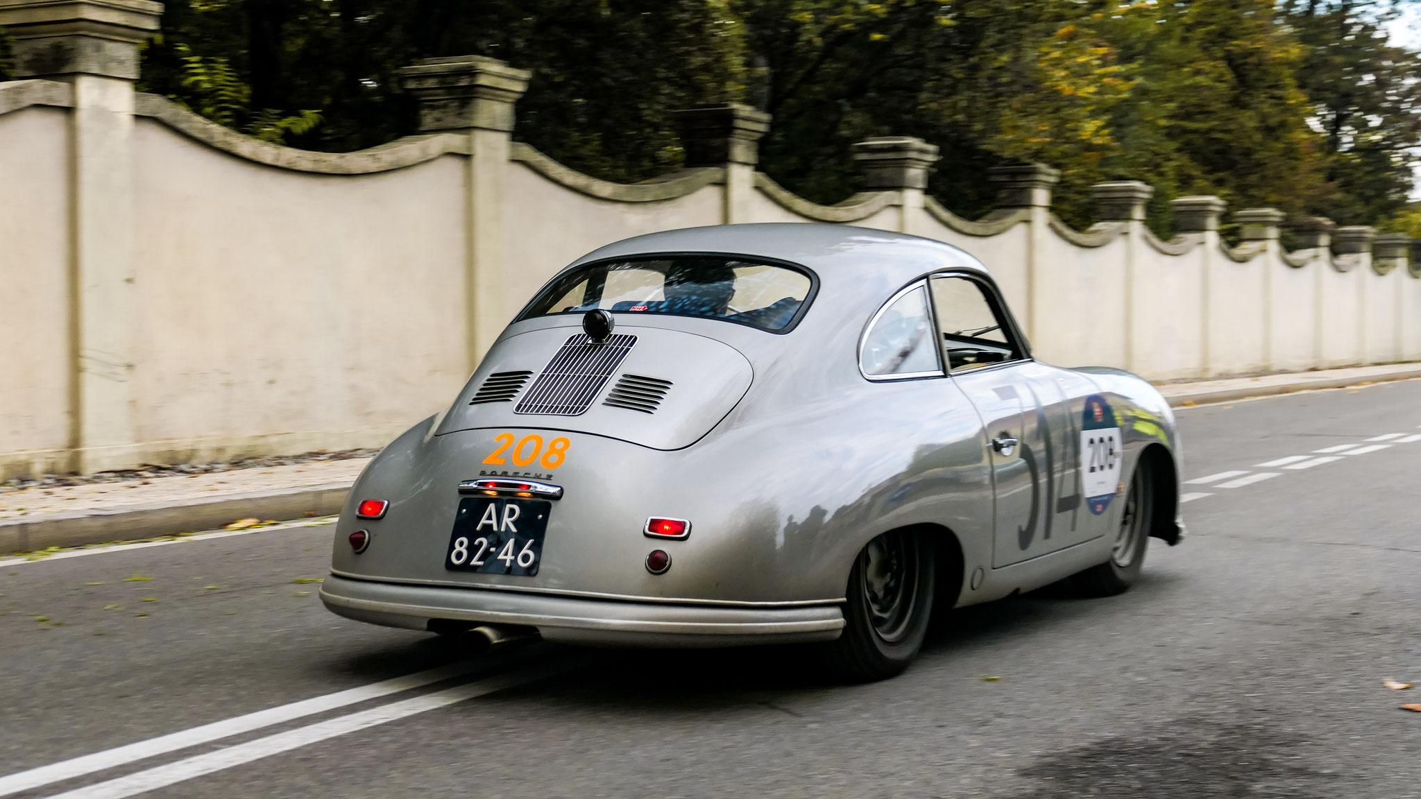 Porsche 356 1500 - AR-82-46 (NL)