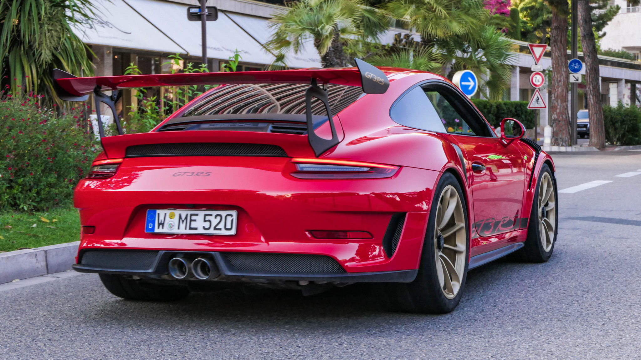 Porsche 911 991.2 GT3 RS - W-ME-520