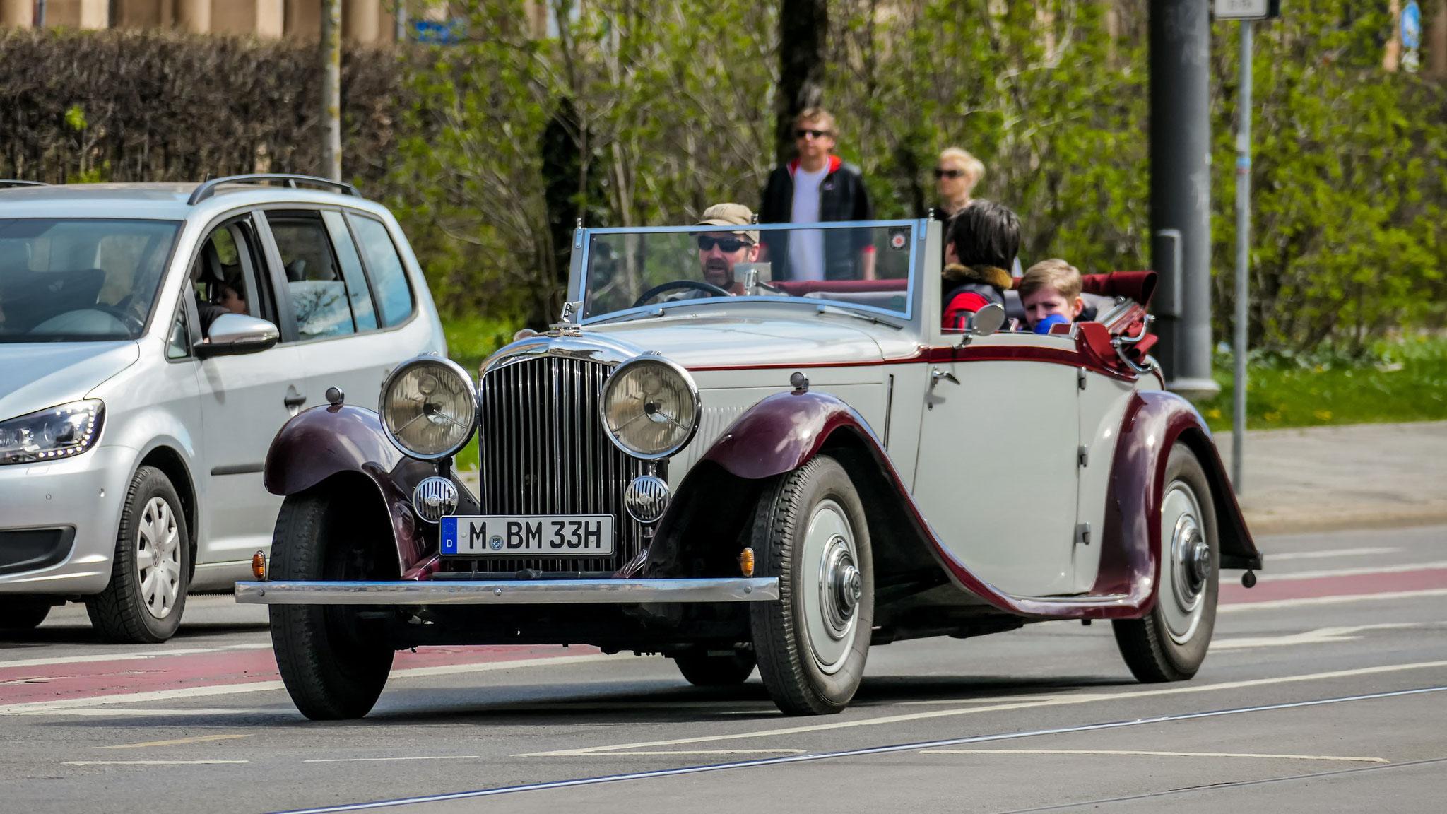Bentley 3 1/2 Litre - M-BM-33H
