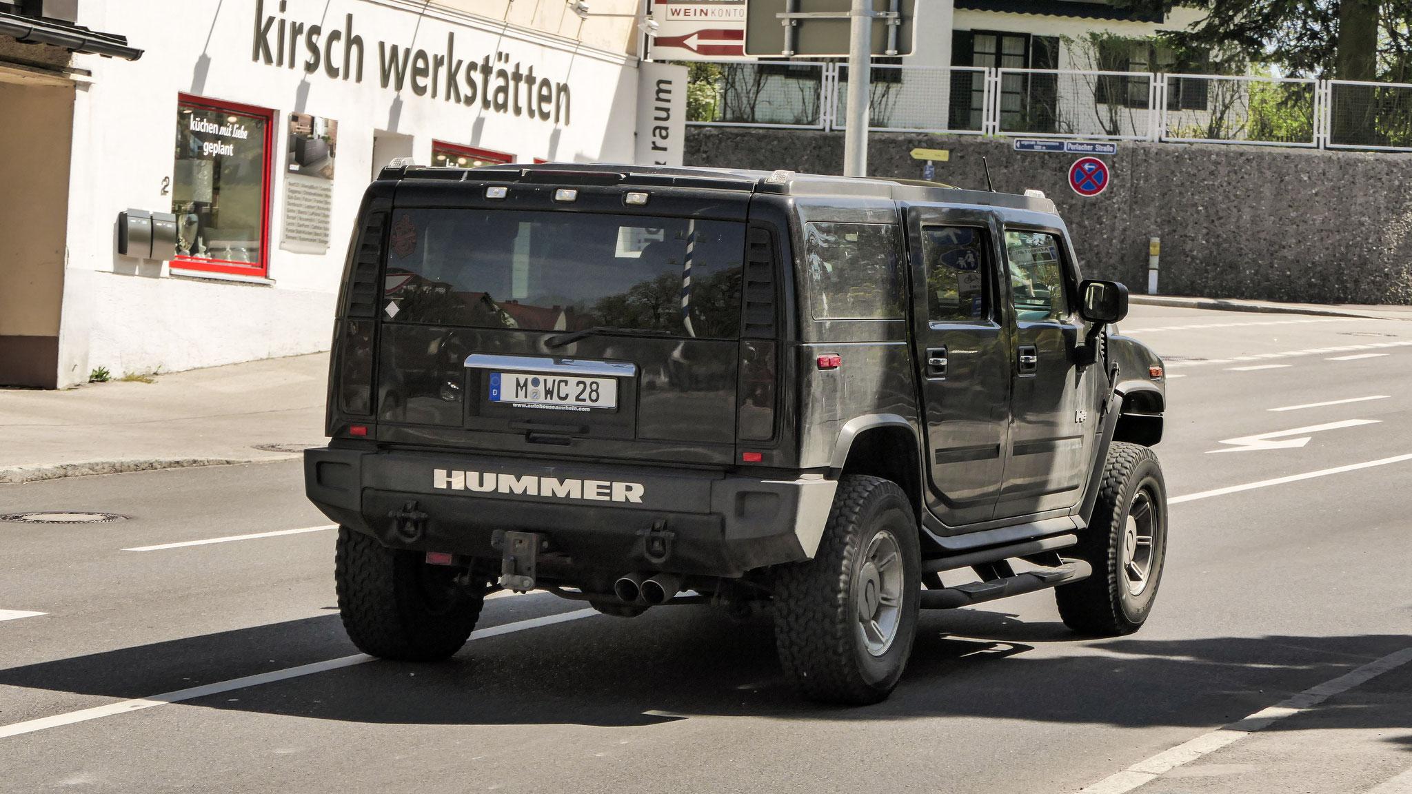 Hummer H2 - M-WC-28