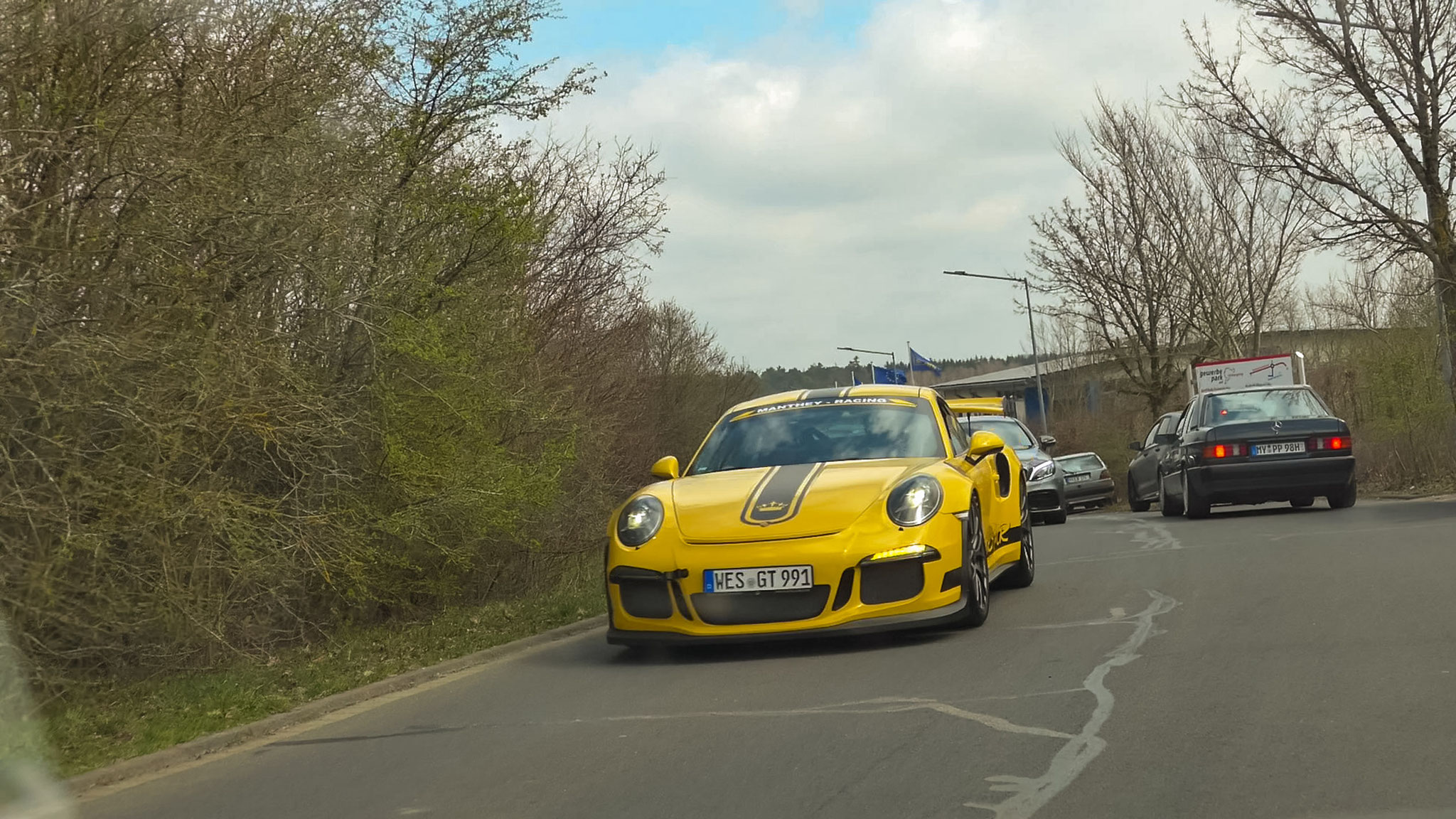 Porsche 911 GT3 RS - WES-GT-991