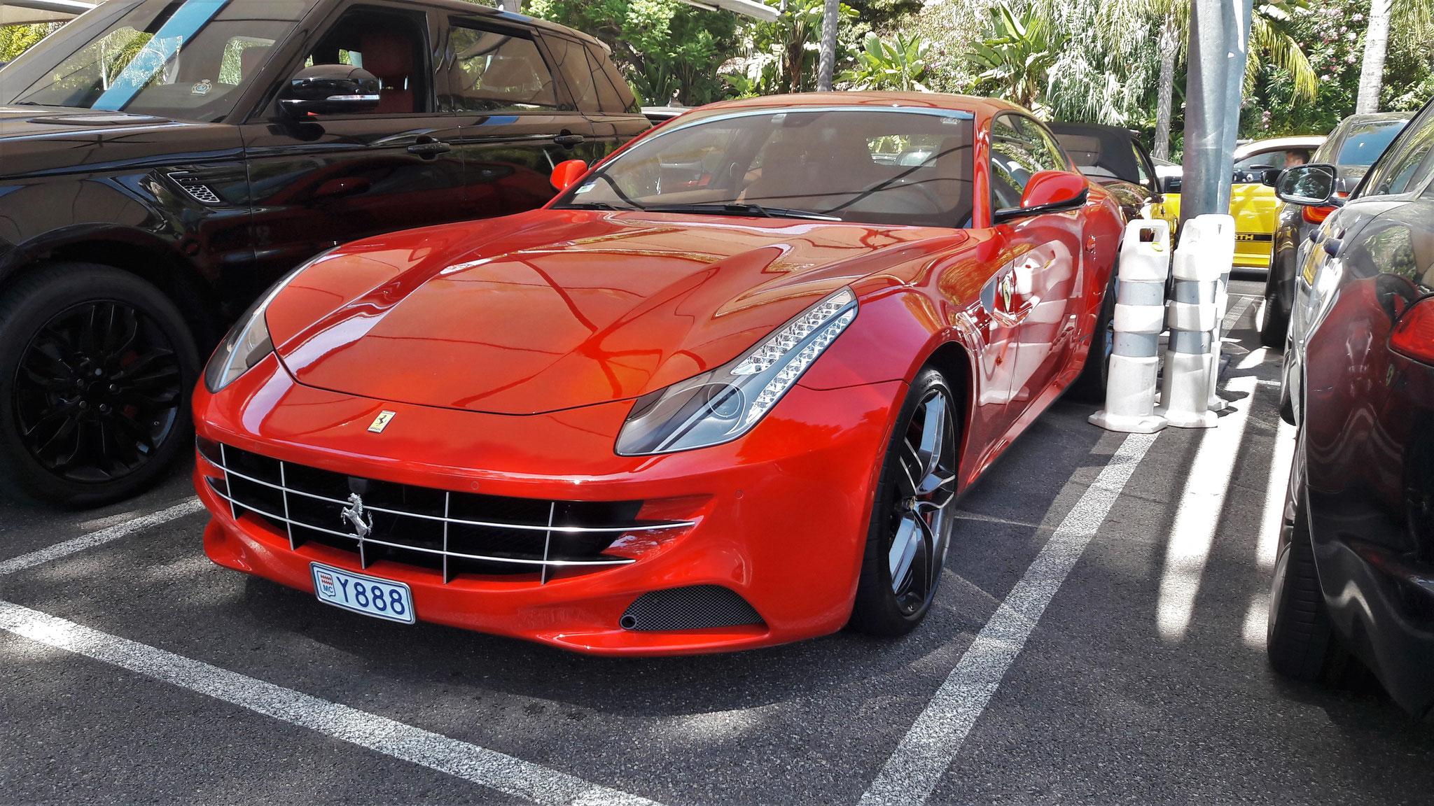 Ferrari FF - Y888 (MC)
