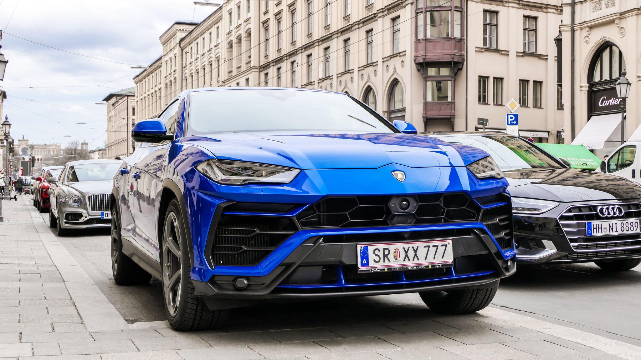 Lamborghini Urus - SR-XX-777 (AUT)