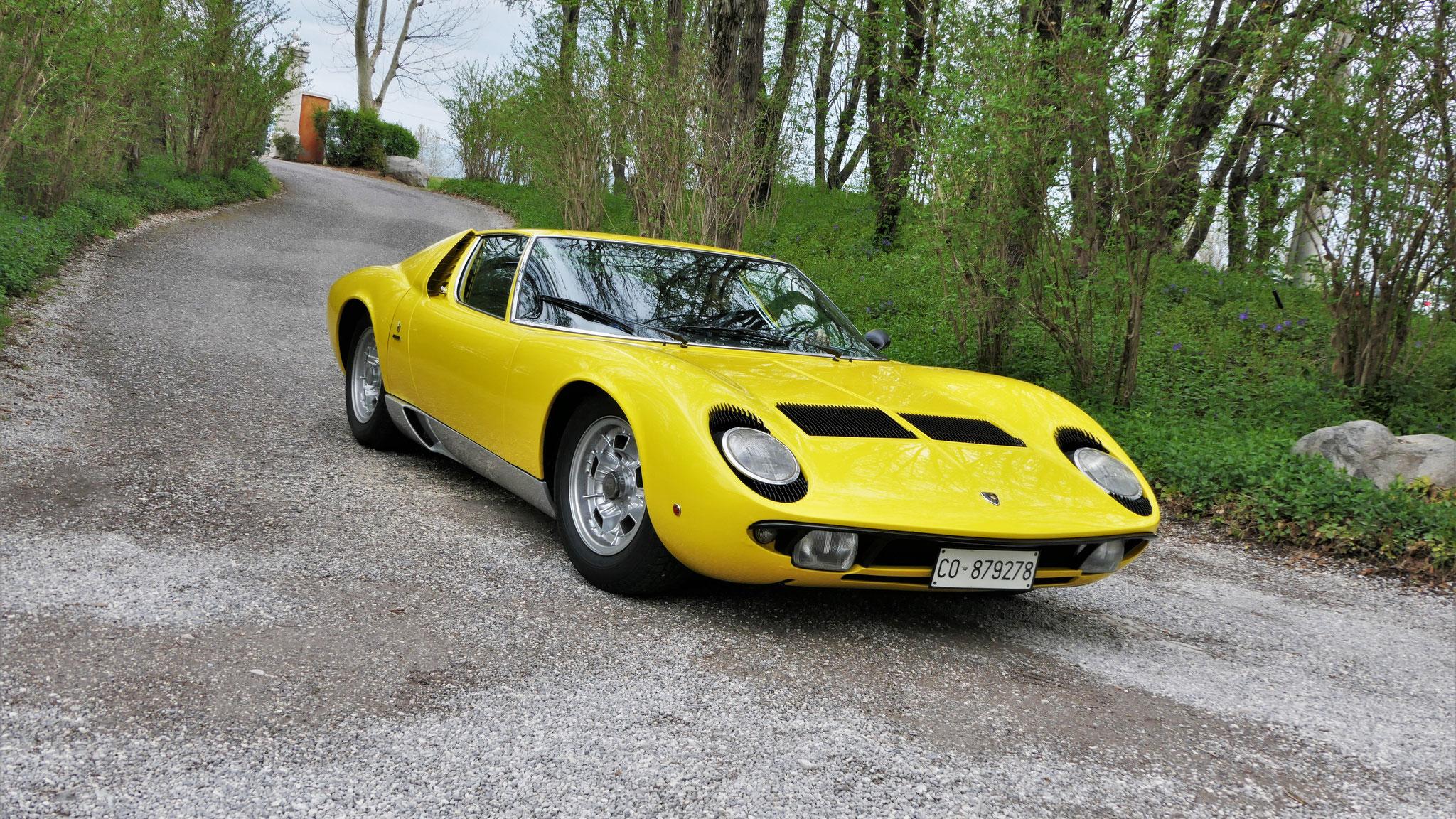 Lamborghini Miura - CO-879278 (ITA)