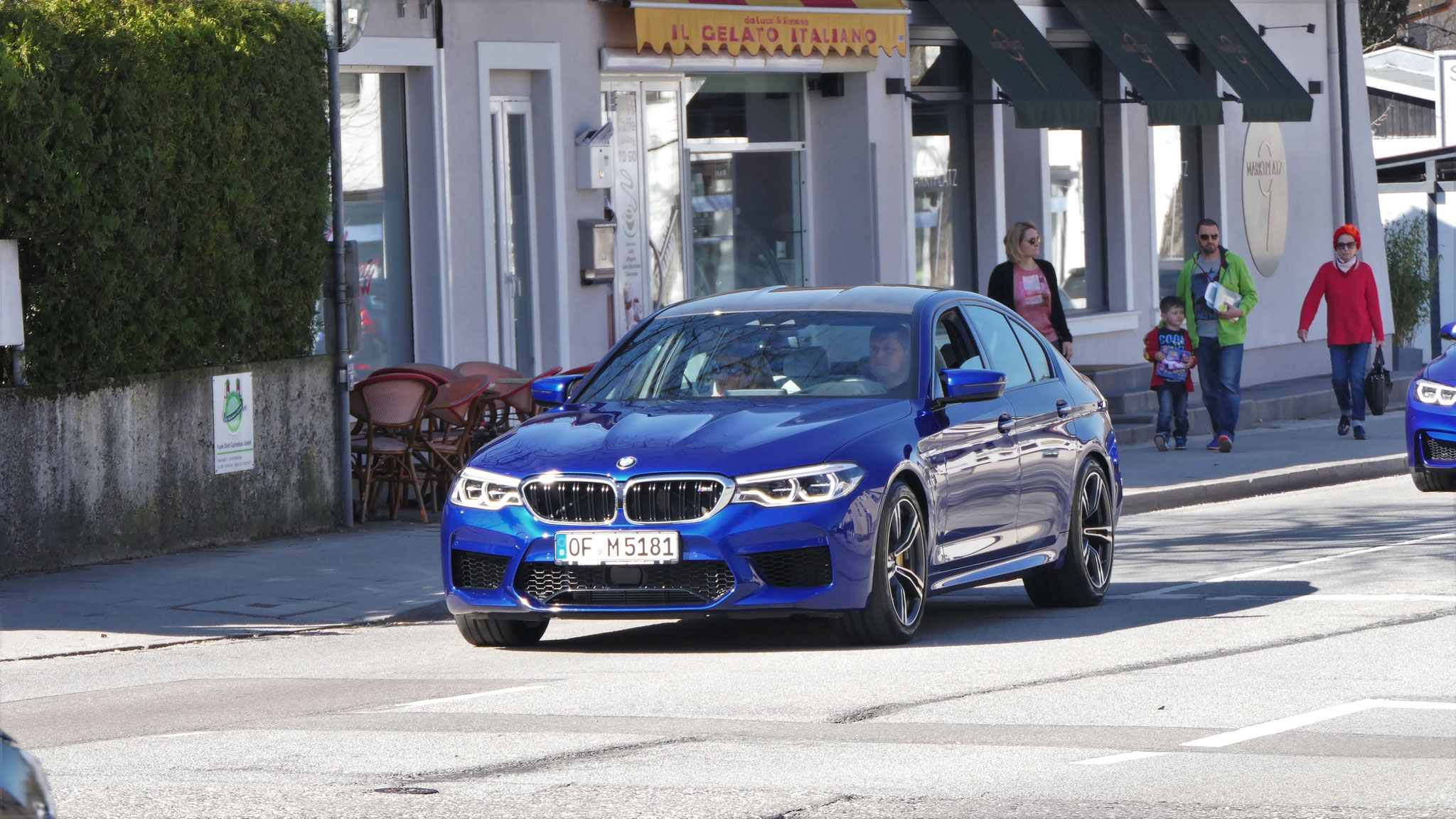 BMW M5 - OF-M-5181