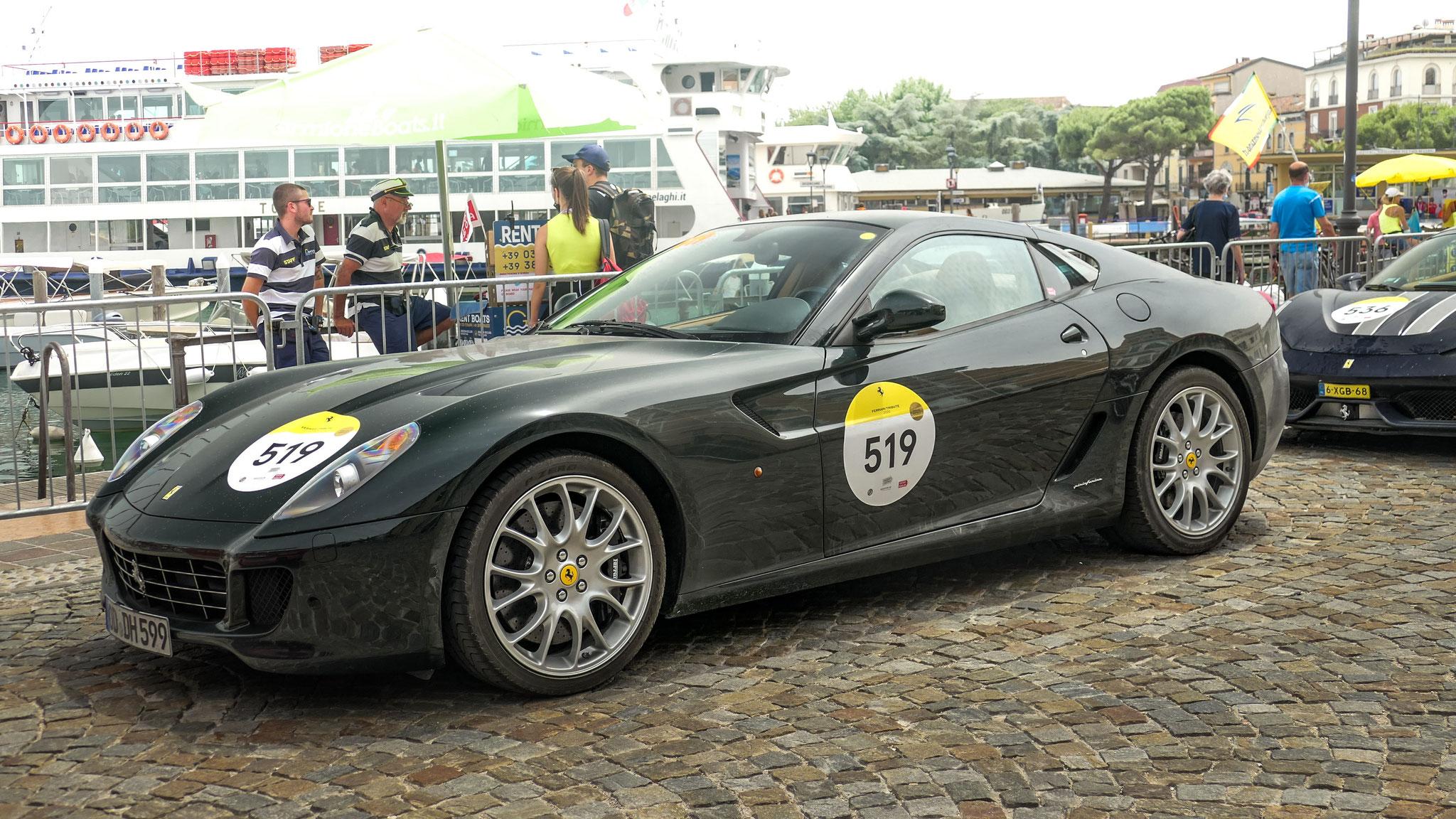 Ferrari 599 GTB - OD-DH-599