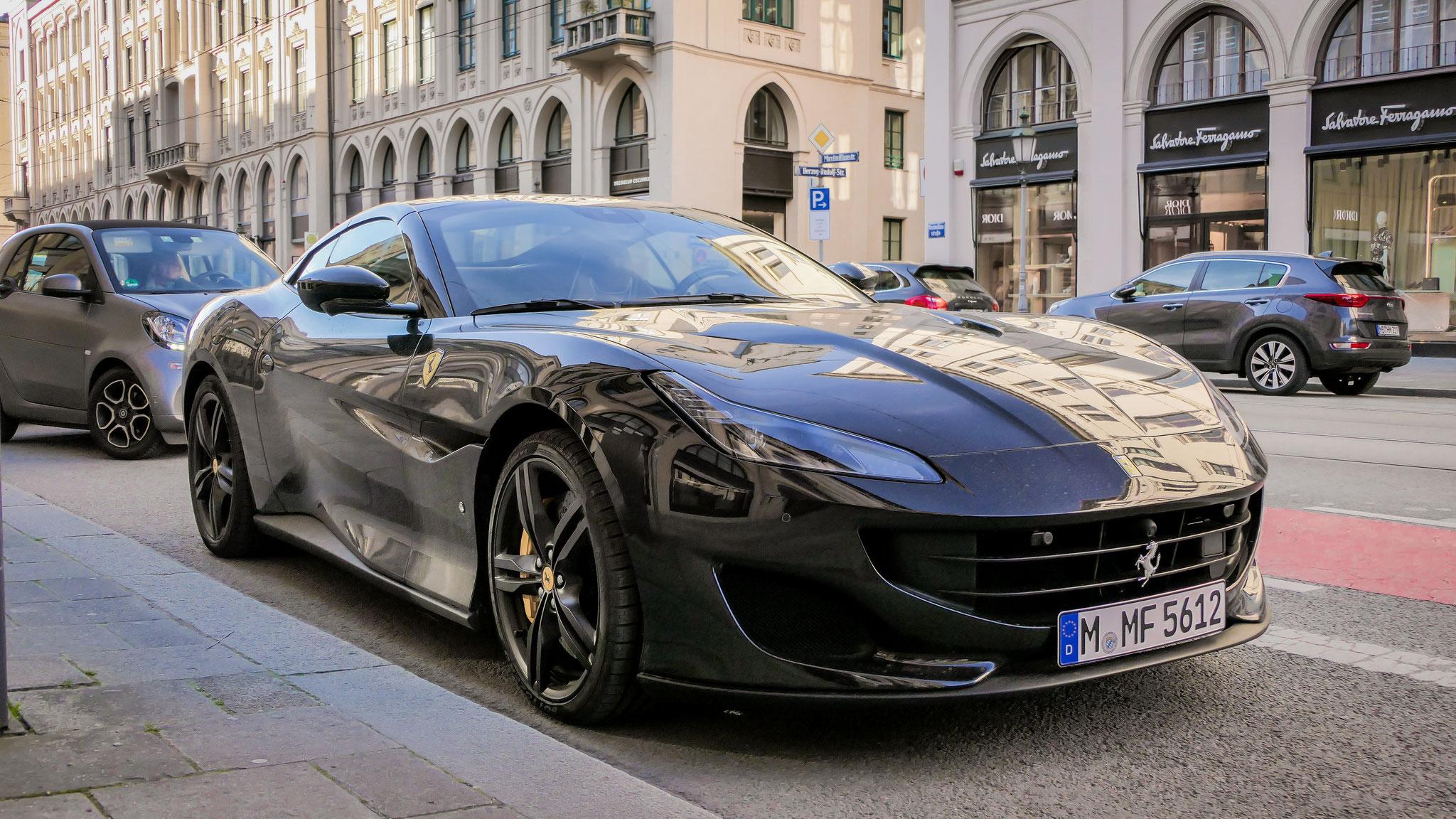 Ferrari Portofino - M-MF-5612