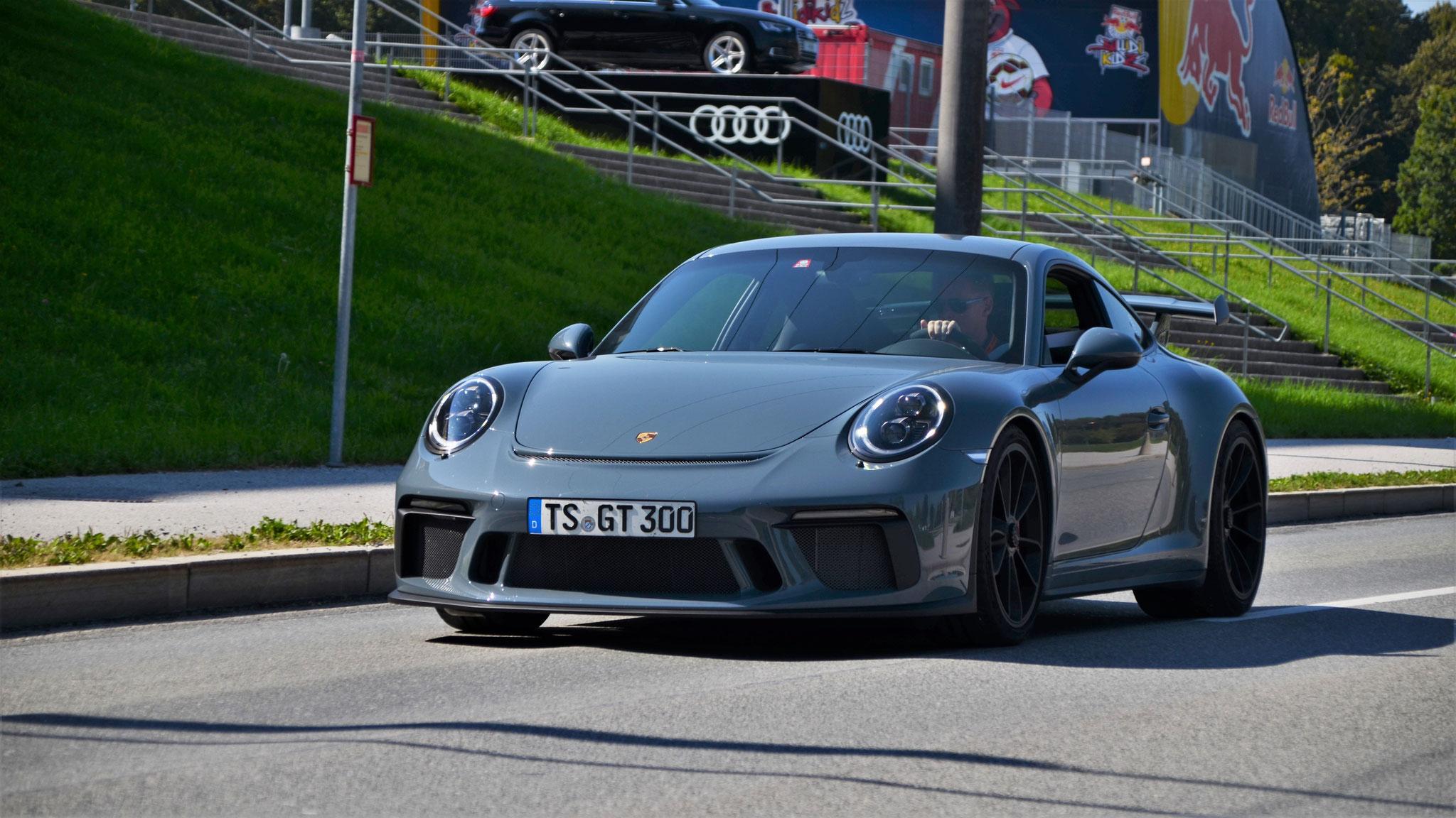 Porsche 991 GT3 - TS-GT-300