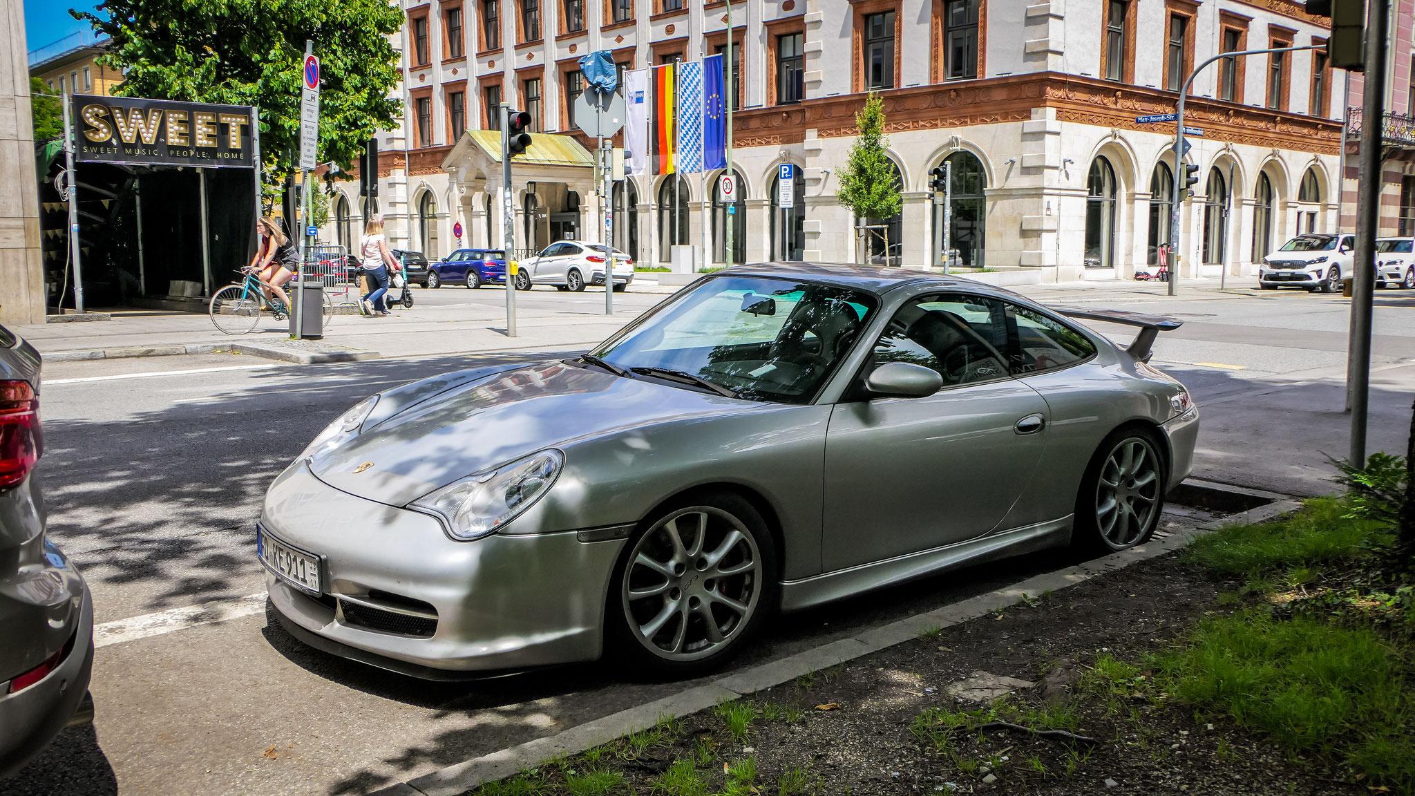 Porsche GT3 996 - FO-KE-911