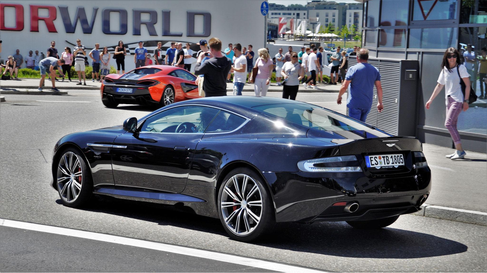 Aston Martin DB9 GT Coupé - ES-TB-1805